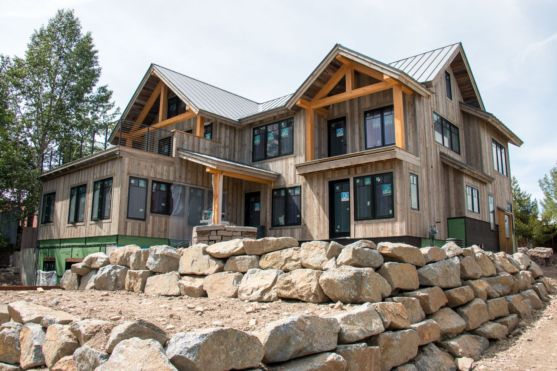 Single Family Homes 為 出售 在 6 Treasury Hill Road, Crested Butte, 科羅拉多州 81224 美國