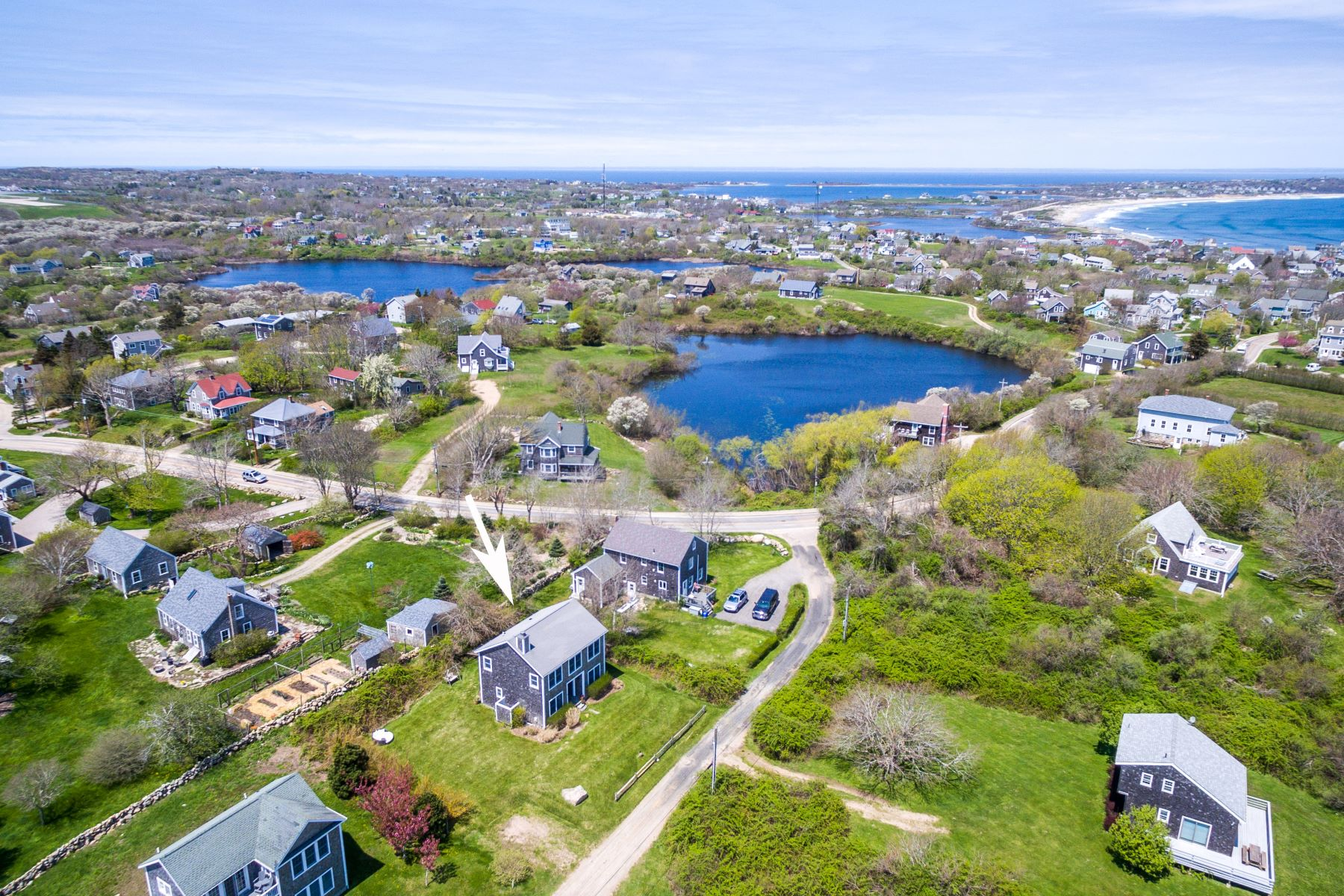 Single Family Homes for Sale at 1257 High Street Block Island, Rhode Island 02807 United States