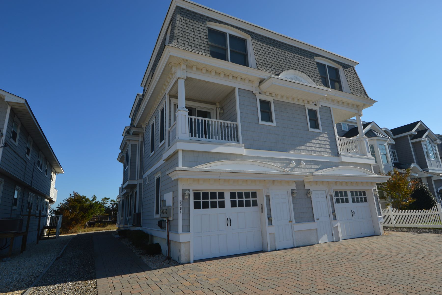 Townhouse for Rent at Beach Front Townhouse 3081 Avalon Avenue North Unit, Avalon, New Jersey 08202 United States