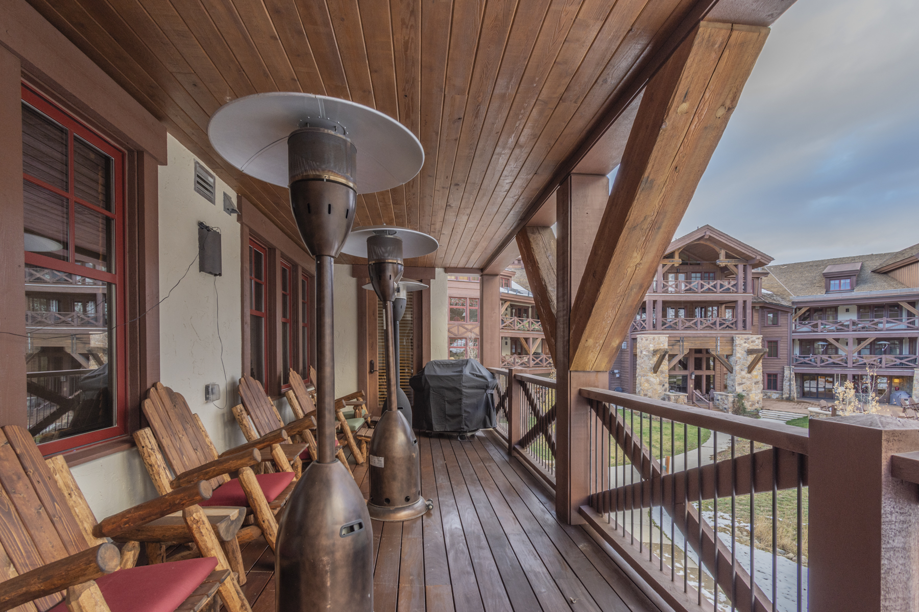 Condominium for Active at Luxurious, Slope Side Condo in Premier Development 14 Hunter Hill Road Unit C201 Mount Crested Butte, Colorado 81225 United States