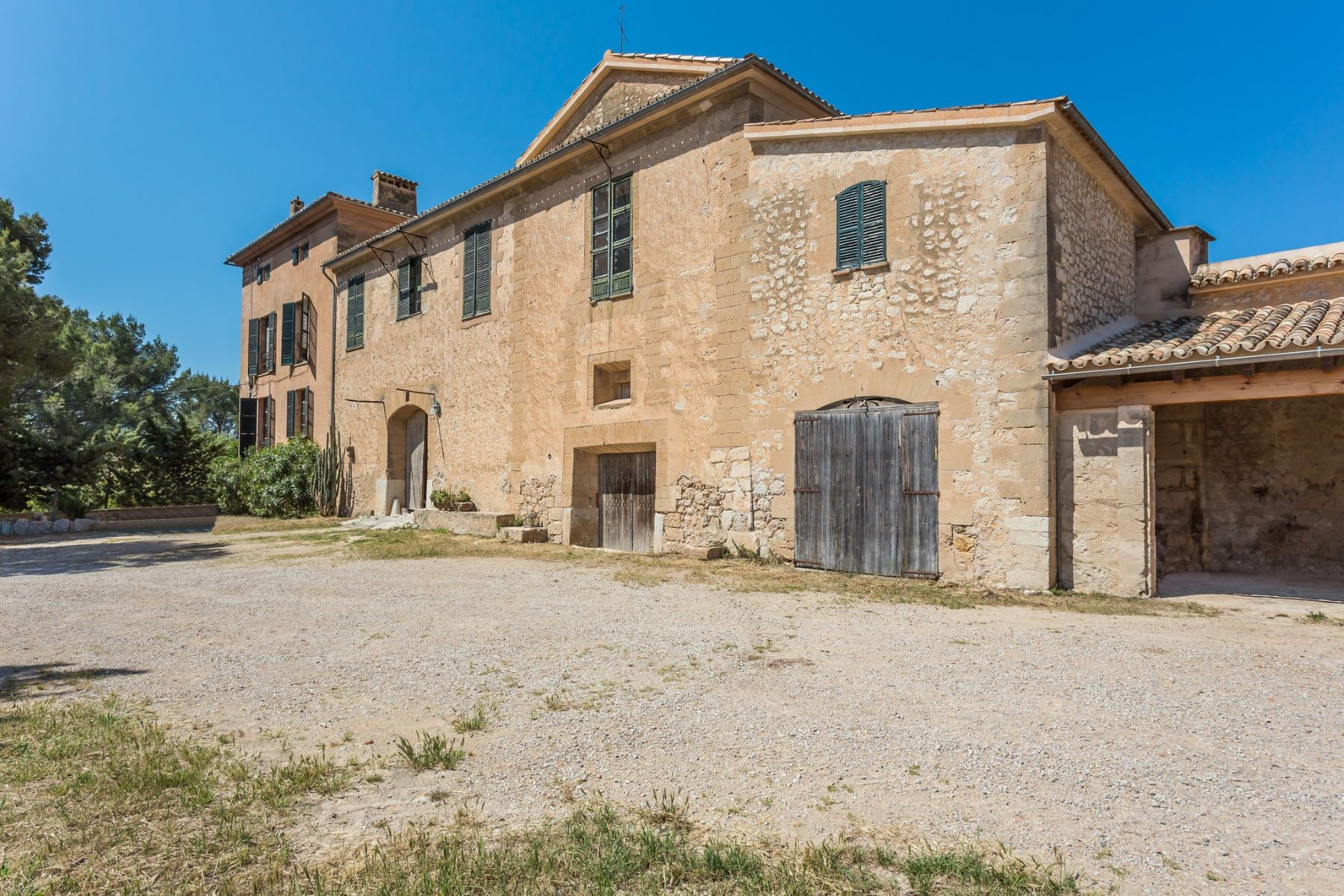 Single Family Home for Sale at The historic Mallorcan property in Paguera Andratx, Mallorca Spain