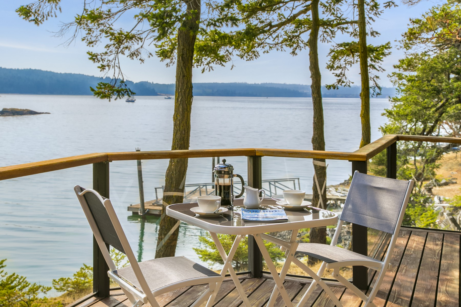 Additional photo for property listing at Escape to San Juan 571 Cape Dr San Juan Island, Washington 98250 United States