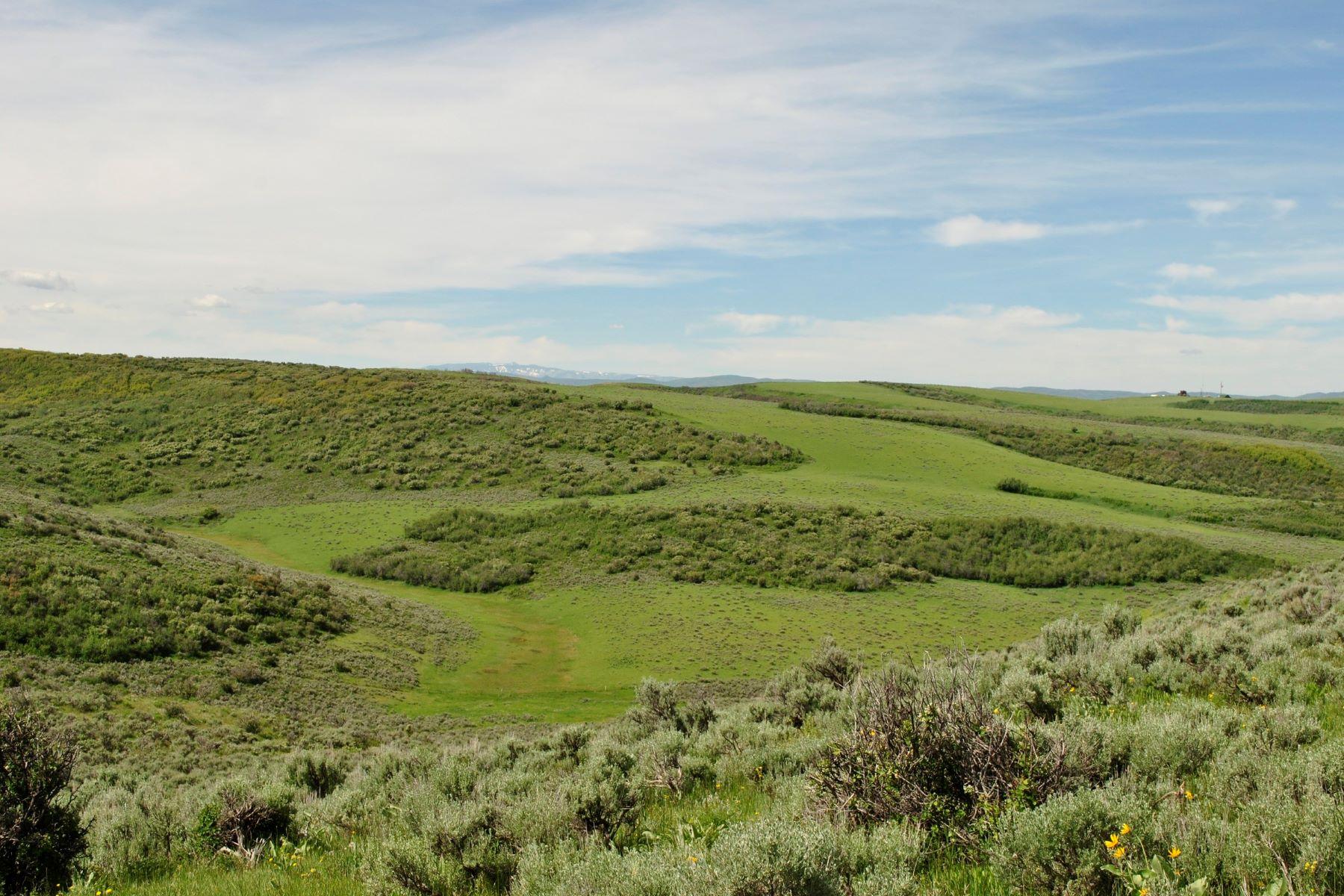 Fattoria / ranch / campagna per Vendita alle ore Buffalo Wallow TBD County Road 74 Hayden, Colorado, 81639 Stati Uniti