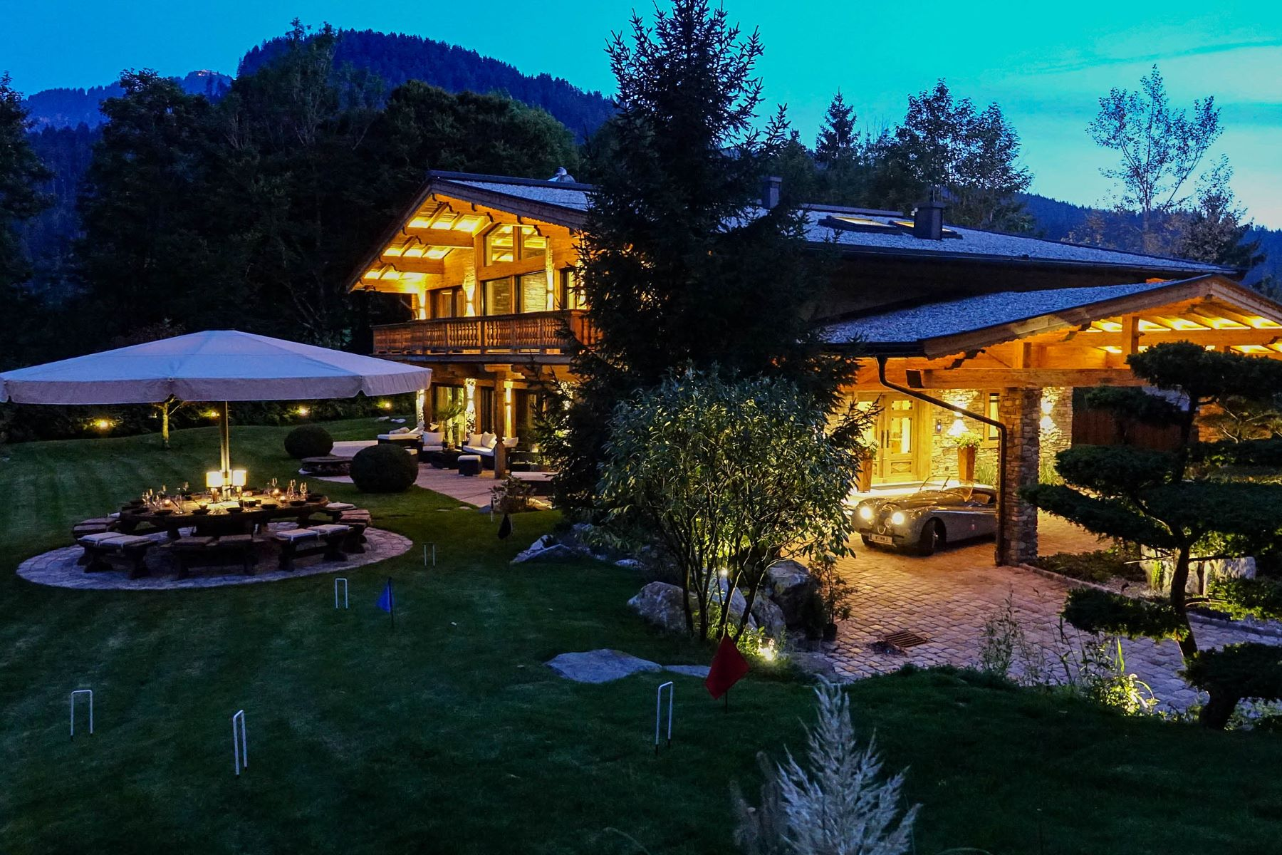 Other Residential Homes por un Venta en Chalet on the banks Kitzbuhel, Tyrol 6370 Austria