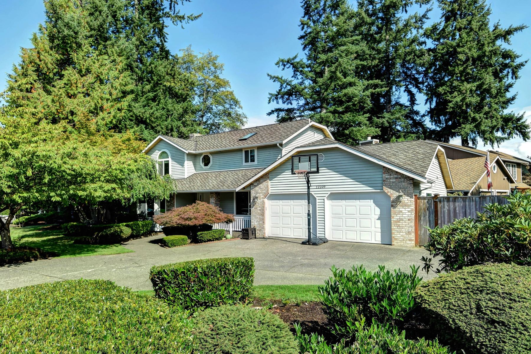 Single Family Homes for Sale at Autumn Meadows 12209 43rd Dr SE Everett, Washington 98208 United States