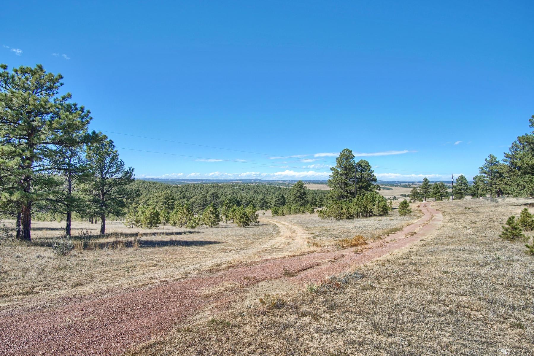 Terreno por un Venta en County Road 73 County Road 73 Calhan, Colorado 80808 Estados Unidos