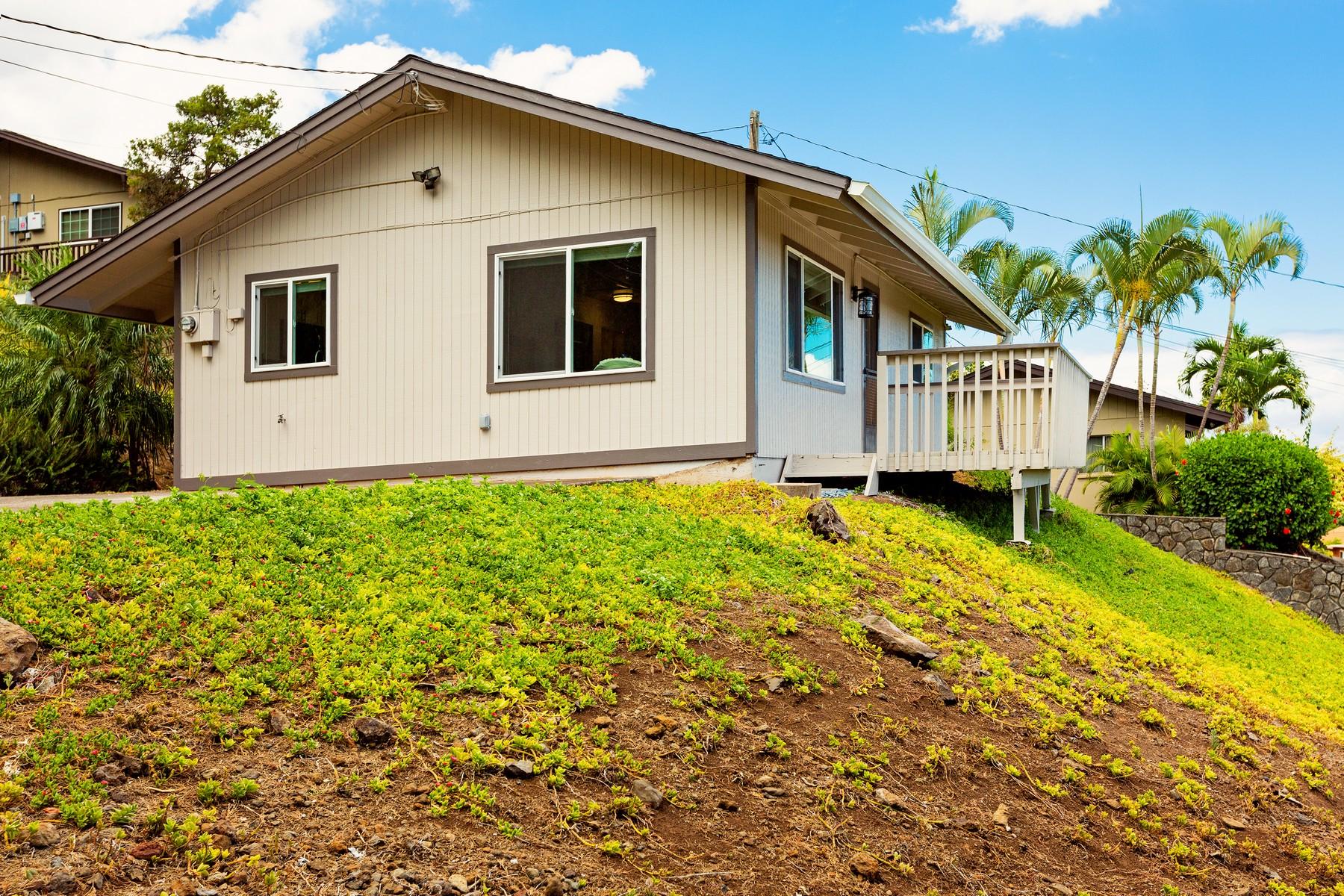 Single Family Homes 為 出售 在 Pukalani Cottage 187 Haulani Street, Pukalani, 夏威夷 96768 美國