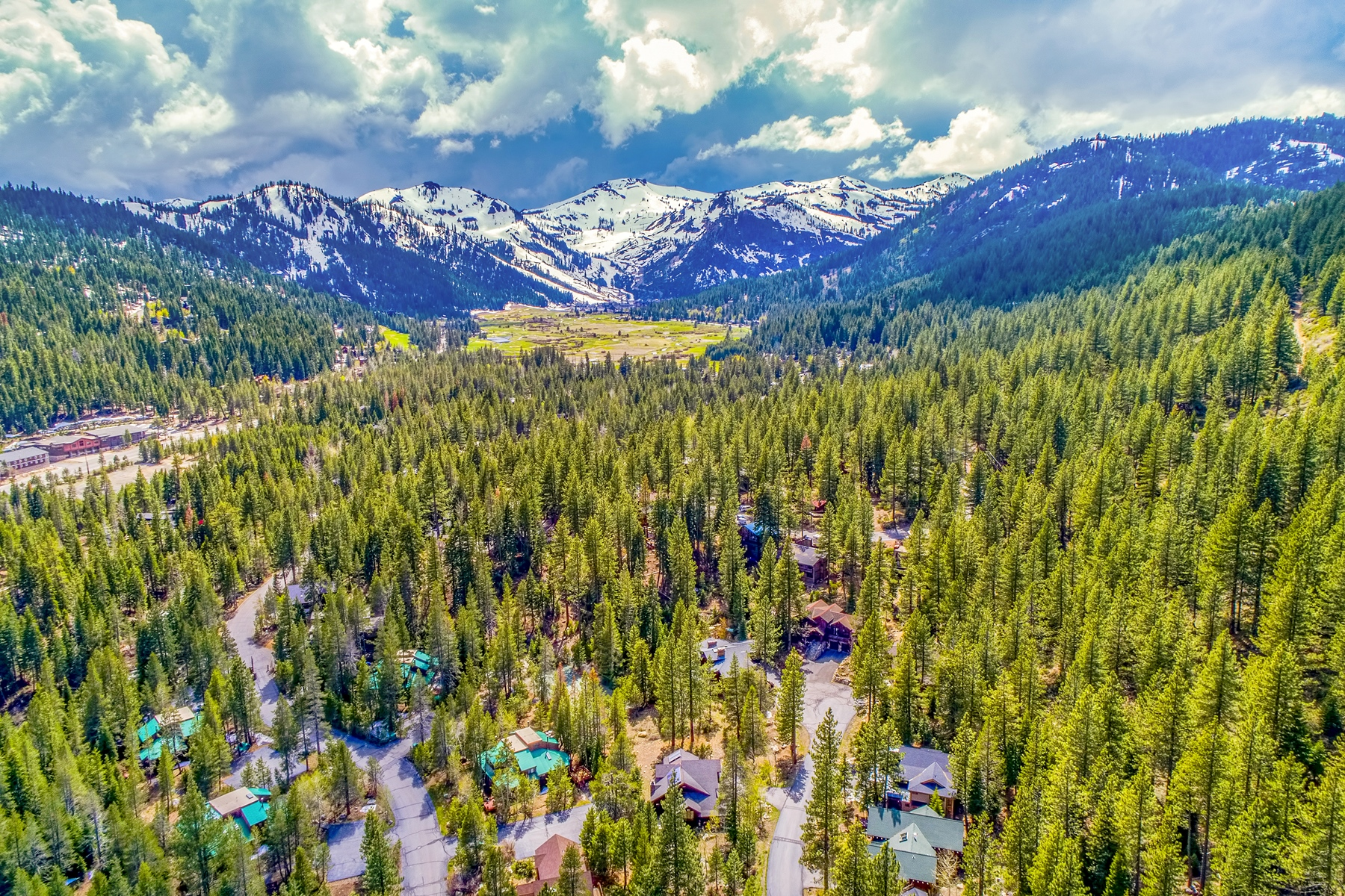 Land for Active at 235 Shoshone Way, Olympic Valley, CA 96146 235 Shoshone Way Olympic Valley, California 96146 United States