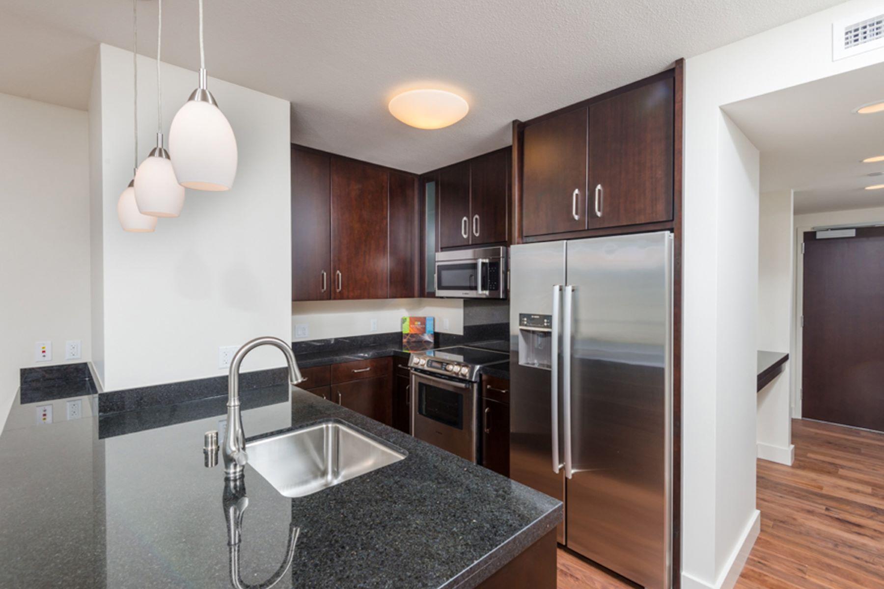 Condominium for Sale at Mountain Views Above Kakaako 1189 Waimanu Street #2907 Kakaako, Honolulu, Hawaii, 96814 United States
