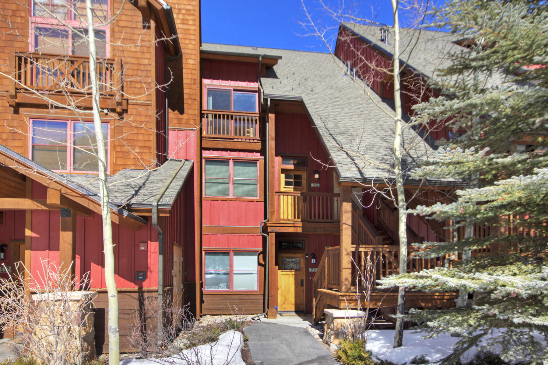 Condominium for Active at Seasons at Keystone 1859 97 Lake Ridge Circle Unit 1859 Keystone, Colorado 80435 United States