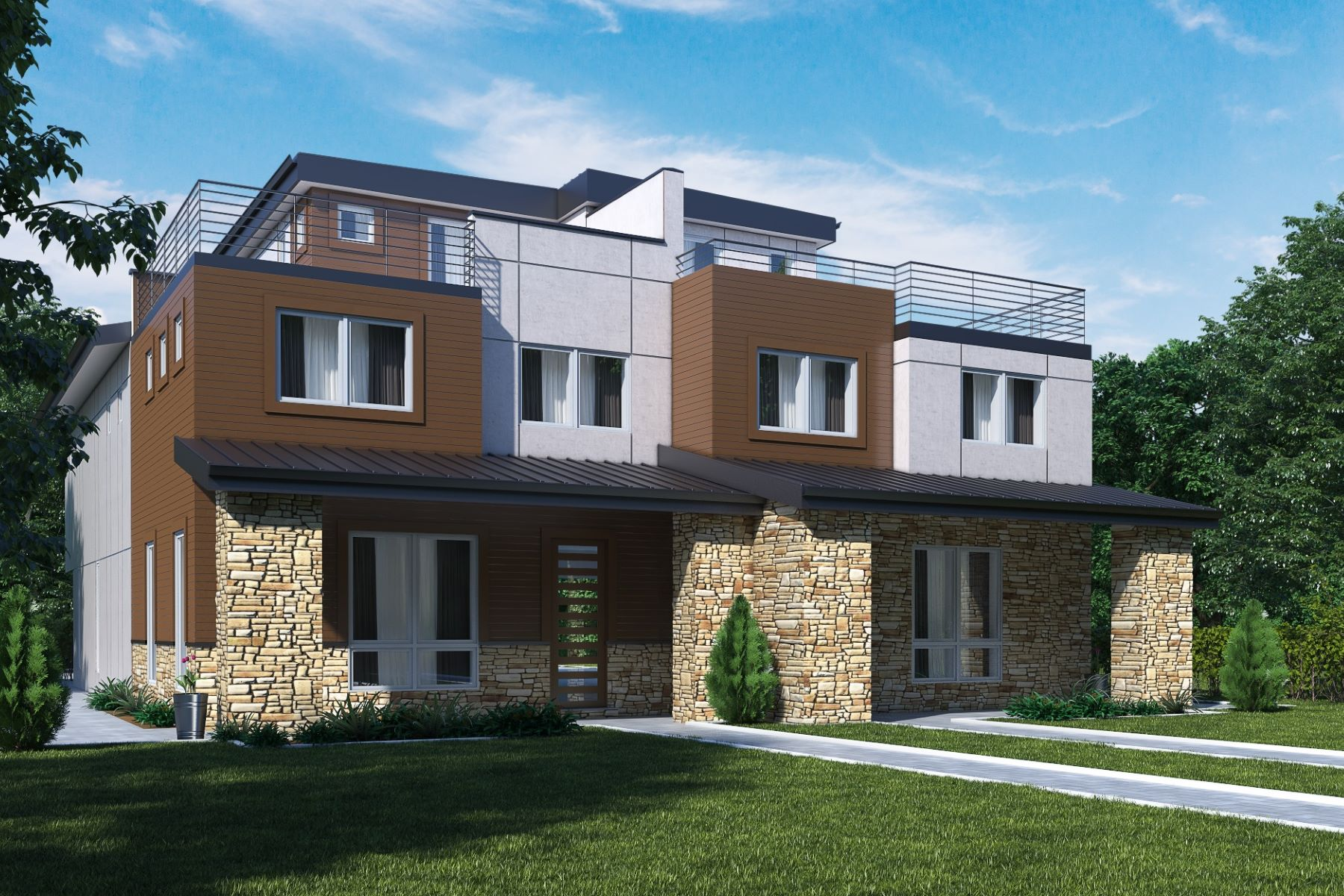Single Family Homes for Sale at Stunning new construction by MAG builders. 3522 S Emerson St Englewood, Colorado 80113 United States