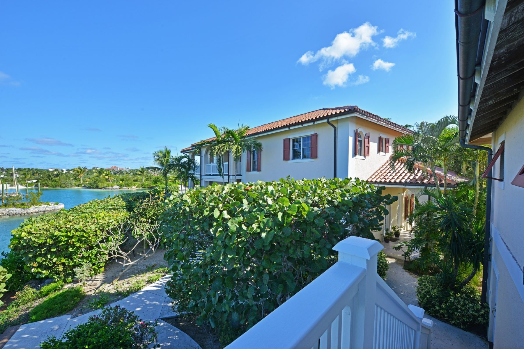 Single Family Home for Sale at 2 Arbor Island Islands At Old Fort Bay, Old Fort Bay, Nassau And Paradise Island Bahamas