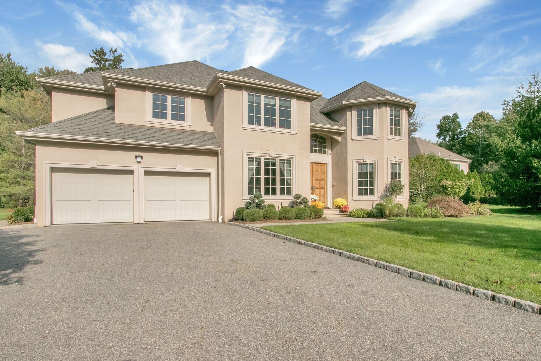 Enfamiljshus för Försäljning vid Prime Location 3 Blackledge Ct, Closter, New Jersey 07624 Förenta staterna