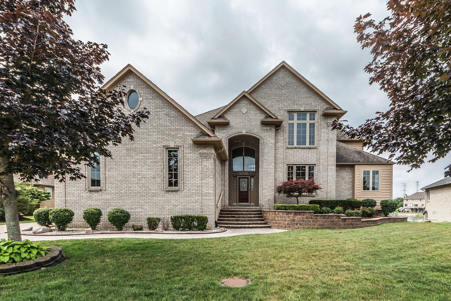Single Family Home for Sale at Shelby Township 49661 Lakebridge Drive Shelby Township, Michigan, 48315 United States