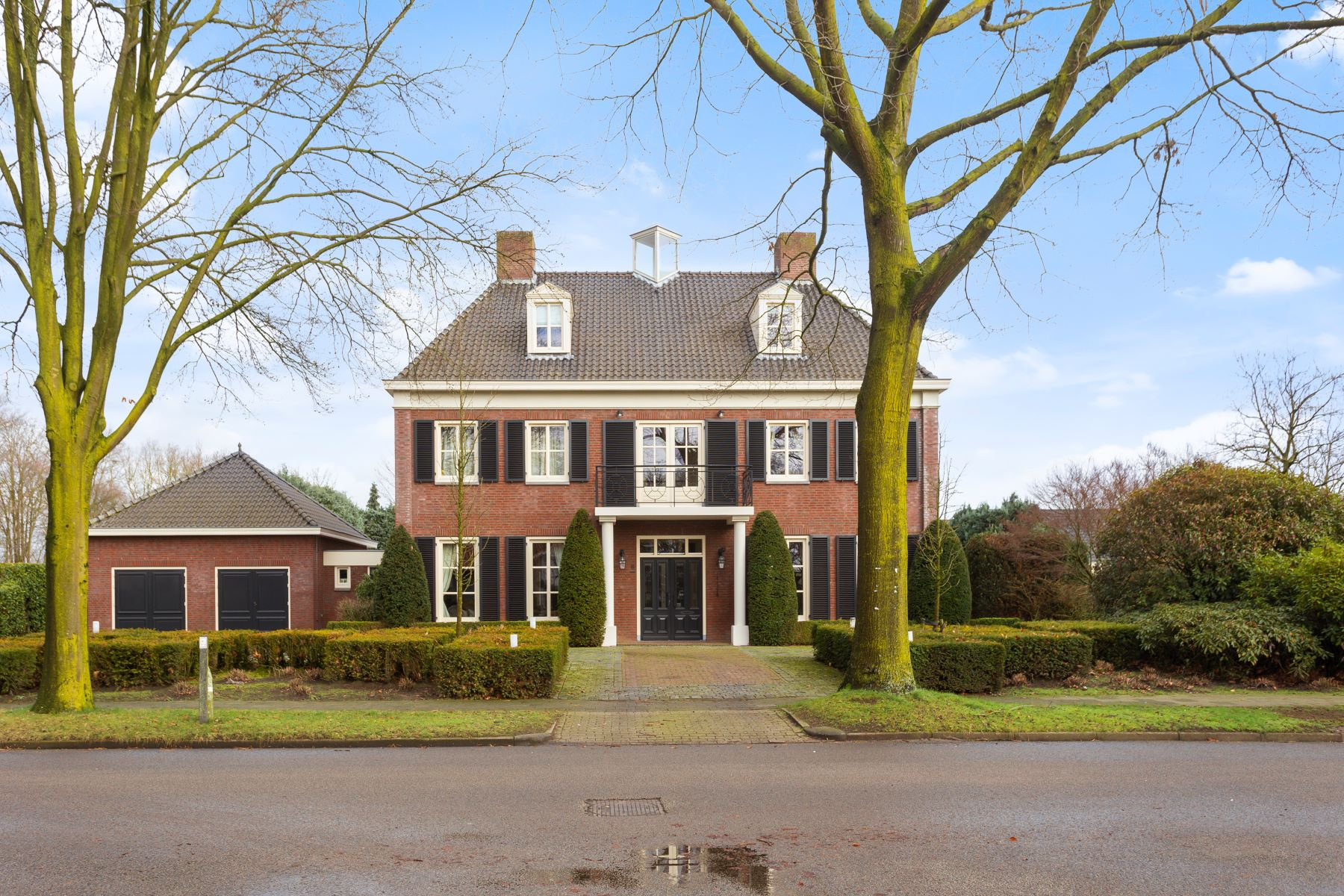 Single Family Homes for Sale at ARCHITECTURALLY BUILT MANSION Schooteindseweg 6 Vlierden, North Brabant 5756 BD Netherlands