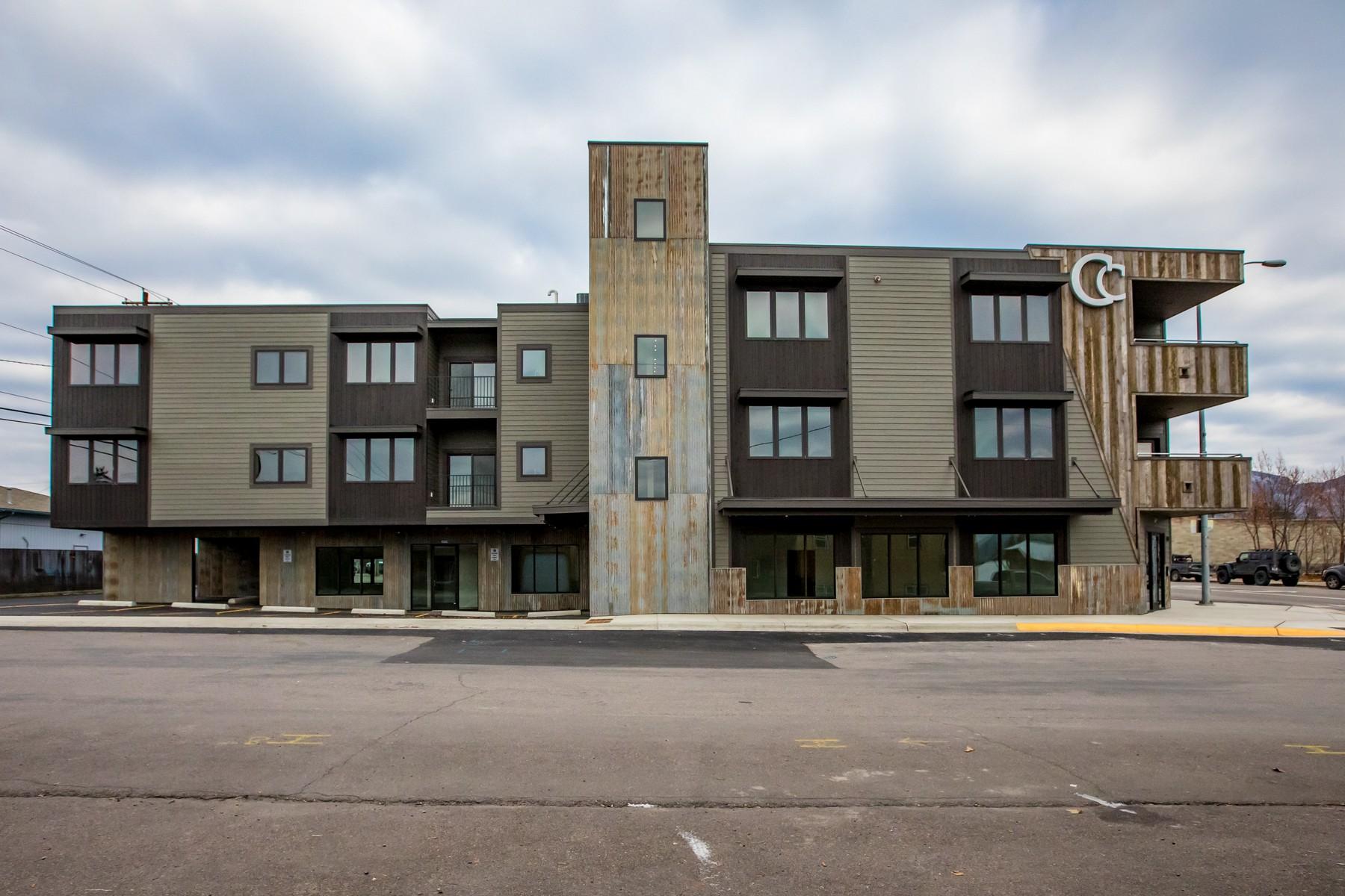 Condominiums for Sale at 638 Nucleus Avenue , #204 Columbia Falls, Montana 59912 United States