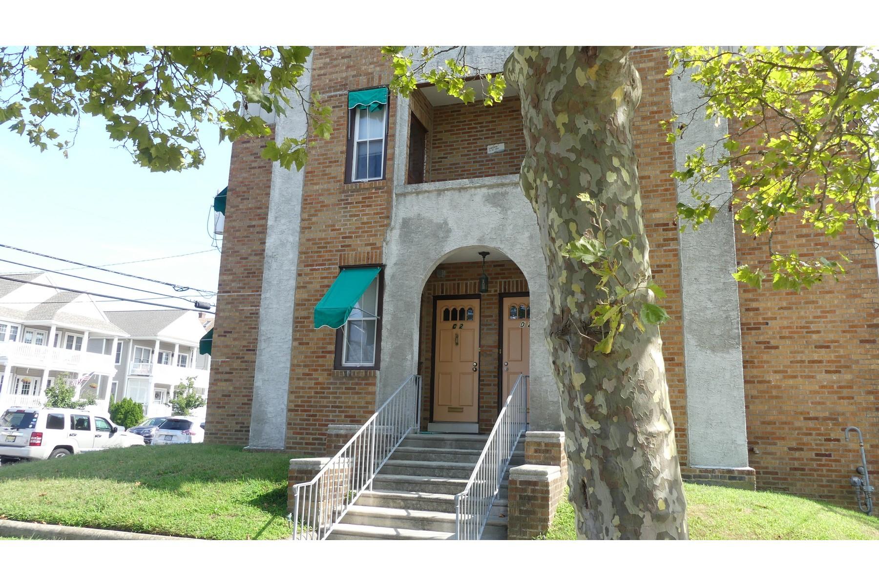 Condominiums for Sale at Brighton Condo 801 Brighton Place C-2 Ocean City, New Jersey 08226 United States