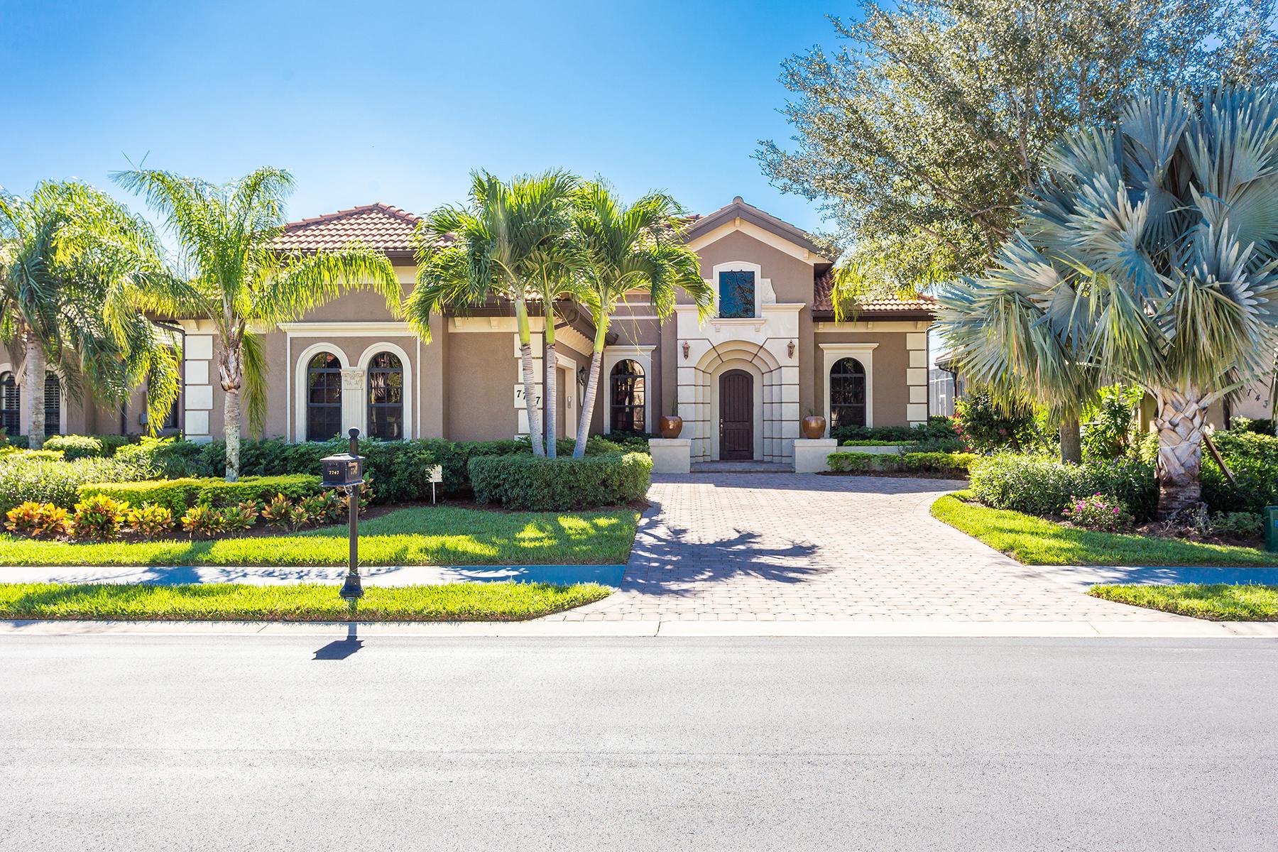 LELY RESORT - COTTESMORE 7747  Cottesmore Dr, Naples, Florida 34113 États-Unis