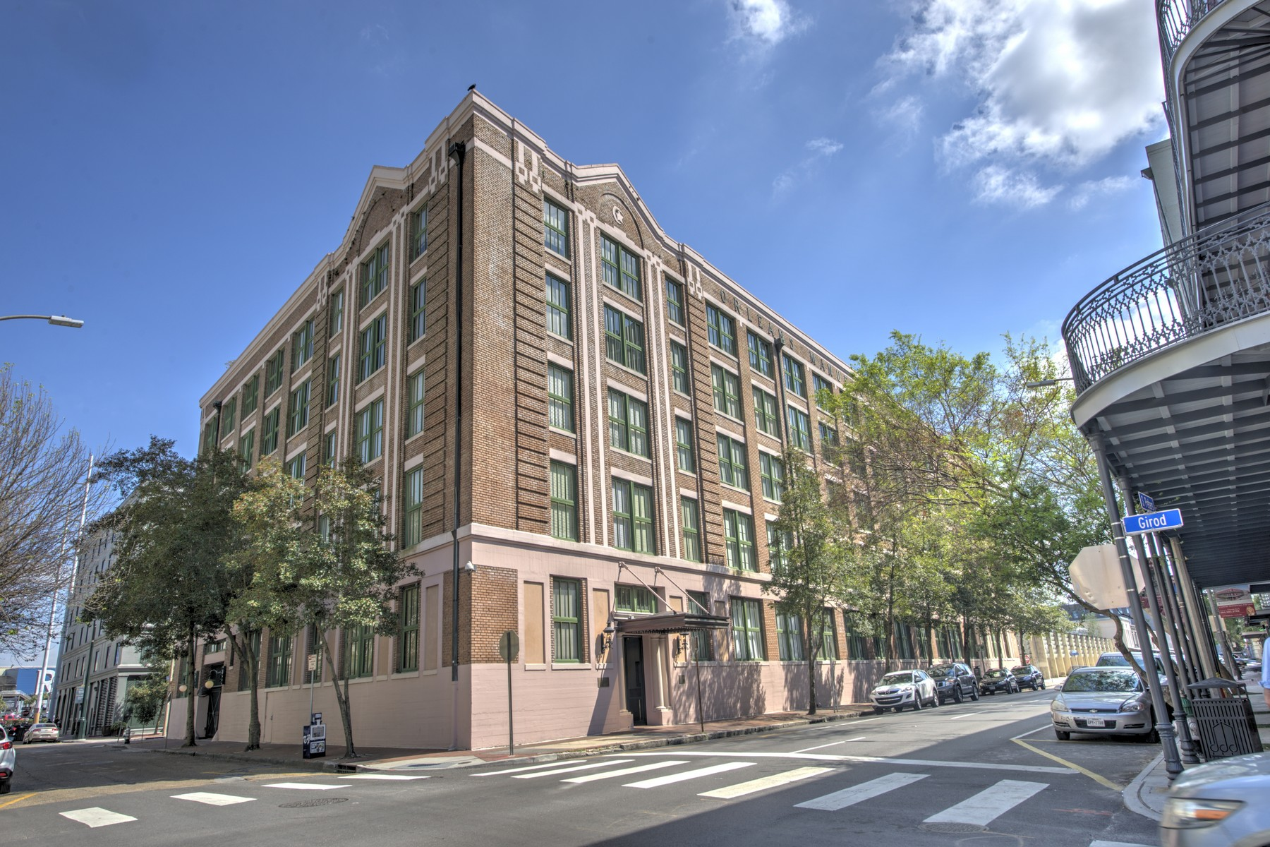 Condominium for Sale at 700 S. Peters Street, #213/4 700 S Peters St #213/4 New Orleans, Louisiana, 70130 United States