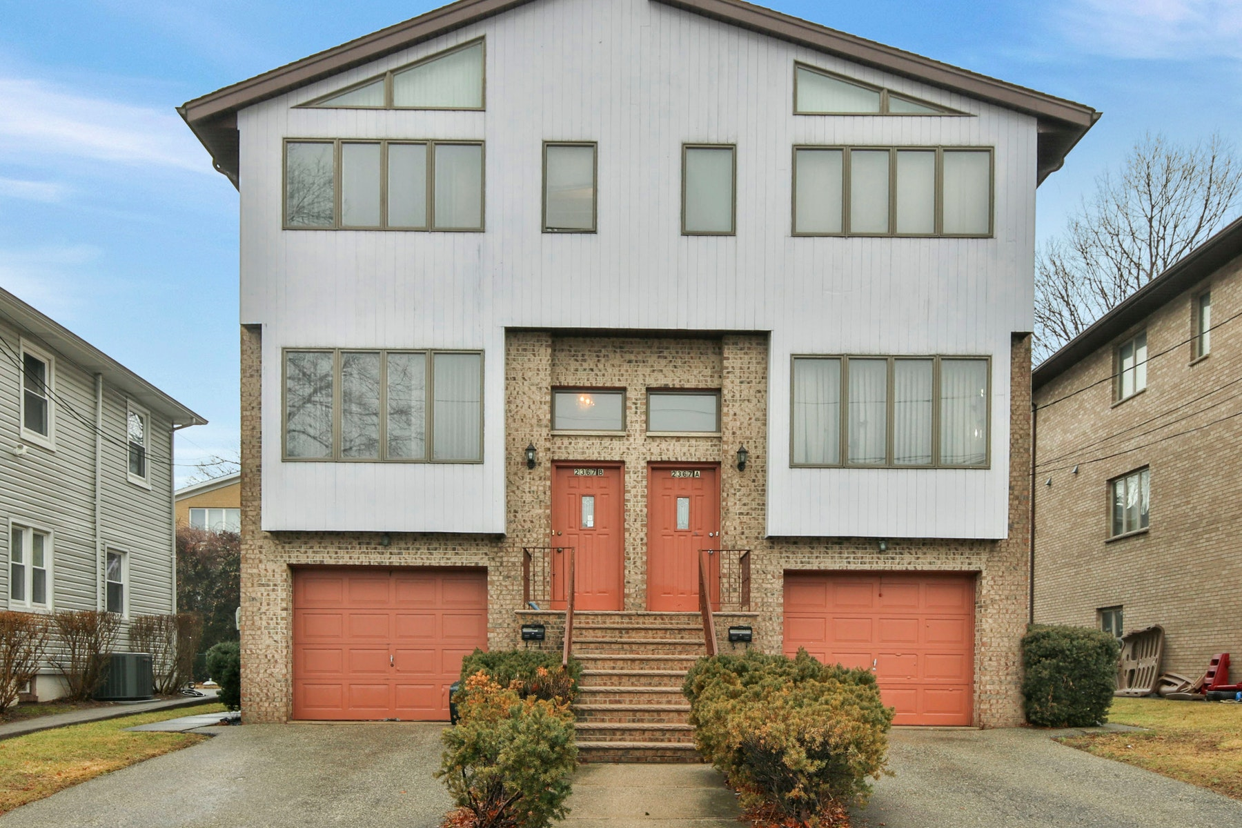 Multi-Family Home for Sale at Spacious Two Family Home 2367 7th Street, Fort Lee, New Jersey, 07024 United States