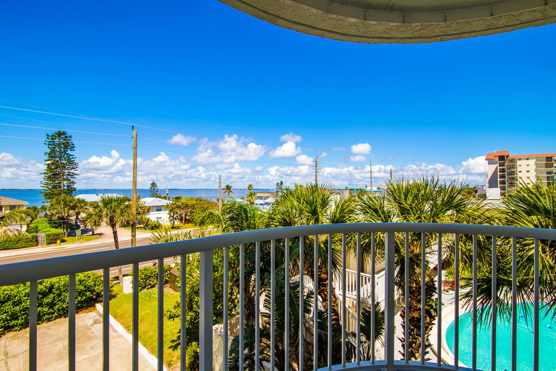 Condominiums for Sale at Casa Playa Condo 3031 S. Atlantic Avenue #201 Cocoa Beach, Florida 32931 United States