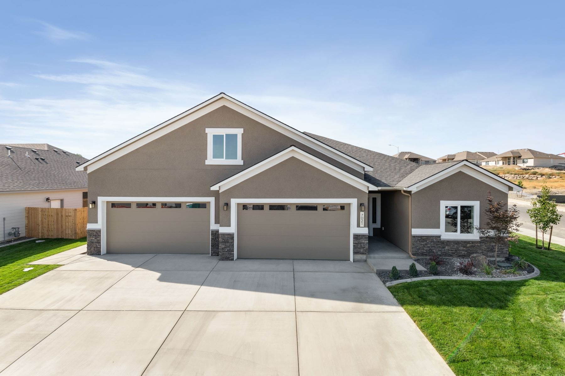 Single Family Homes for Sale at Titan Homes 7021 W 31st Place Kennewick, Washington 99338 United States