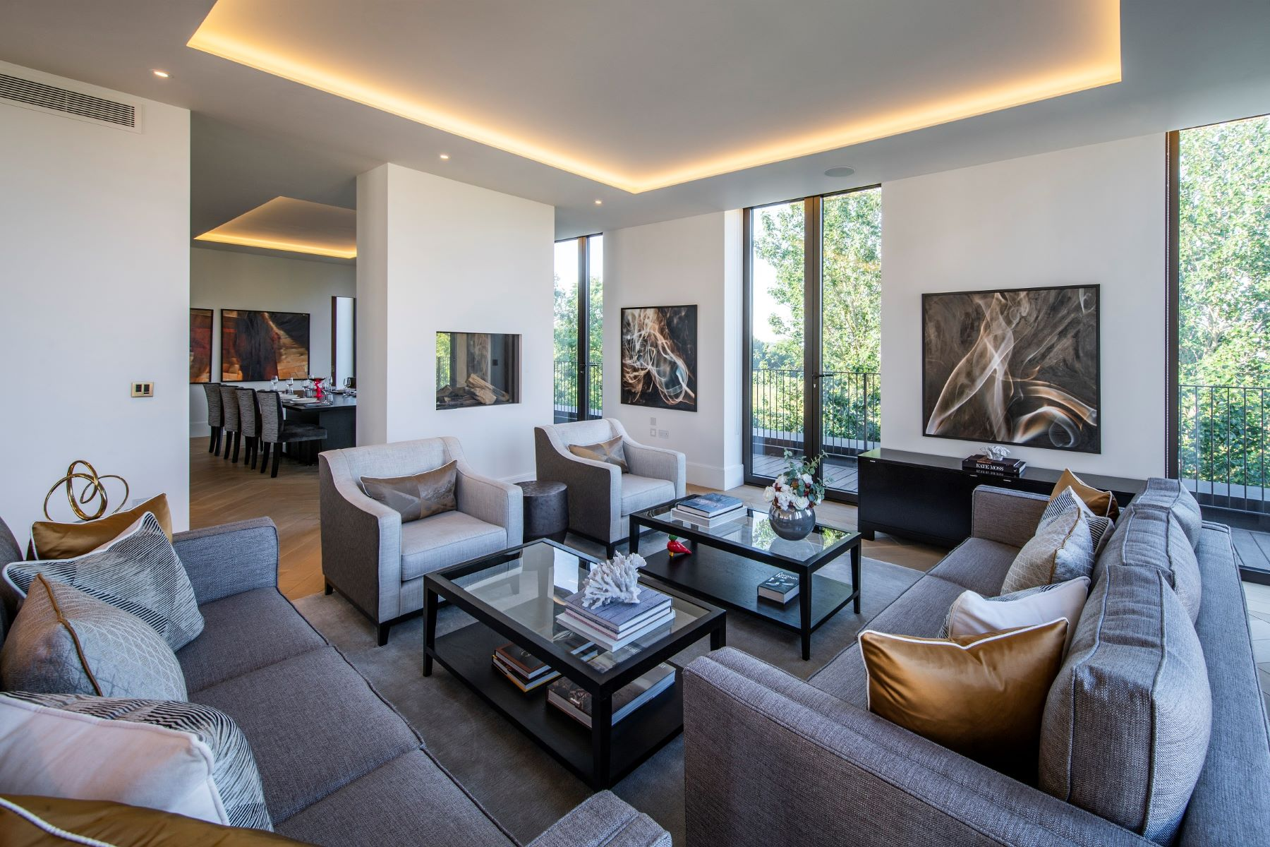 Apartments for Sale at St. Edmunds Terrace, London St Edmunds Terrace London, England NW8 7QP United Kingdom