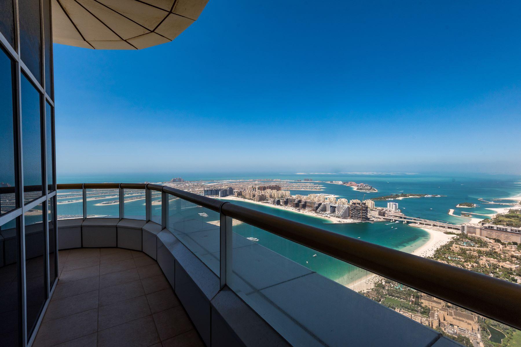 Квартира для того Продажа на Full Sea View Penthouse Dubai, Дубай Объединенные Арабские Эмираты