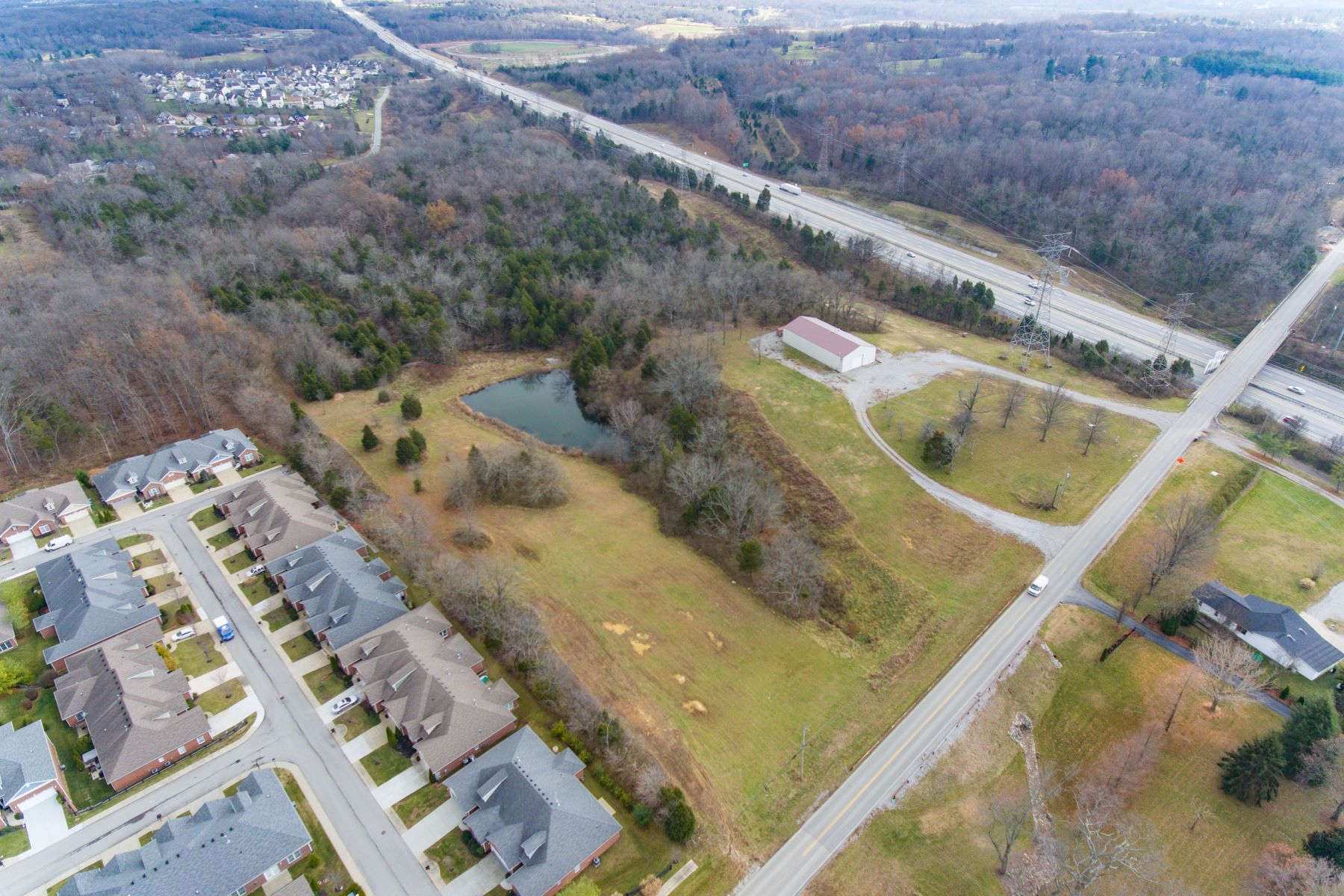 Land for Sale at 1007 S English Station Road Louisville, Kentucky 40245 United States