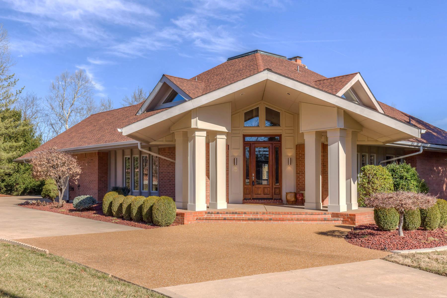 Einfamilienhaus für Verkauf beim Conway Road 12915 Conway Road St. Louis, Missouri, 63141 Vereinigte Staaten