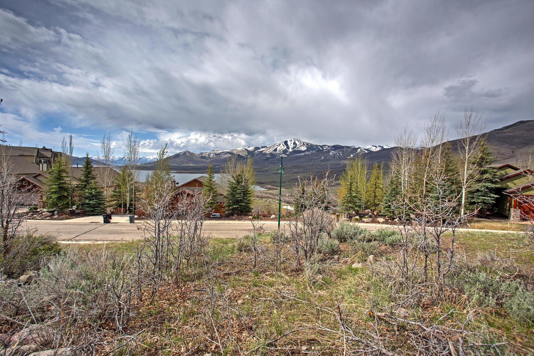 Additional photo for property listing at Deer Mountain Home Site with Deer Valley Views 12492 N Ross Creek Dr Lot 58 Heber City, Utah 84032 United States