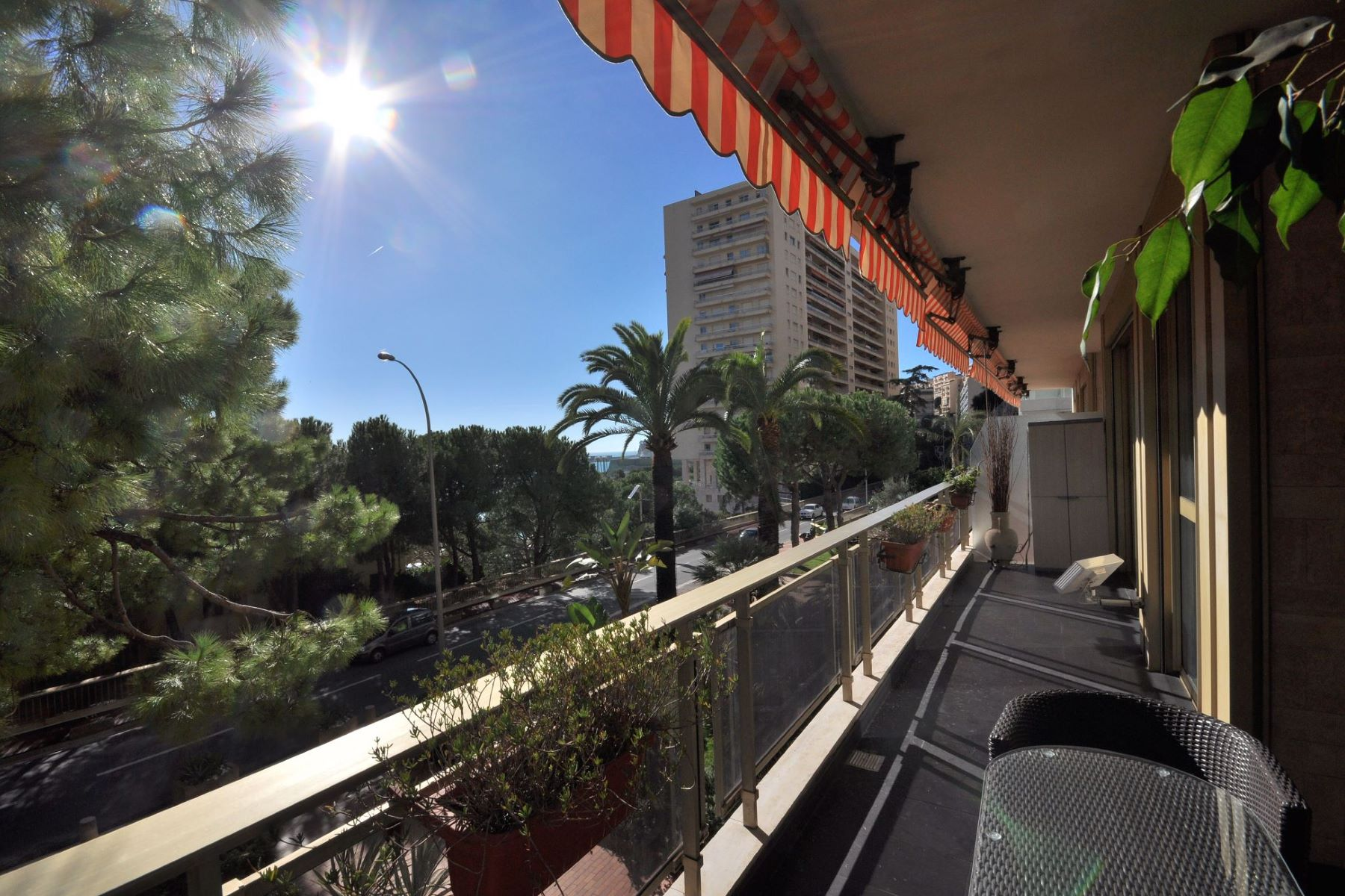 Appartement pour l Vente à Beautiful apartment near the beaches Le Vallespir 25 Boulevard du Larvotto Monaco, La Condamine, 98000 Monaco