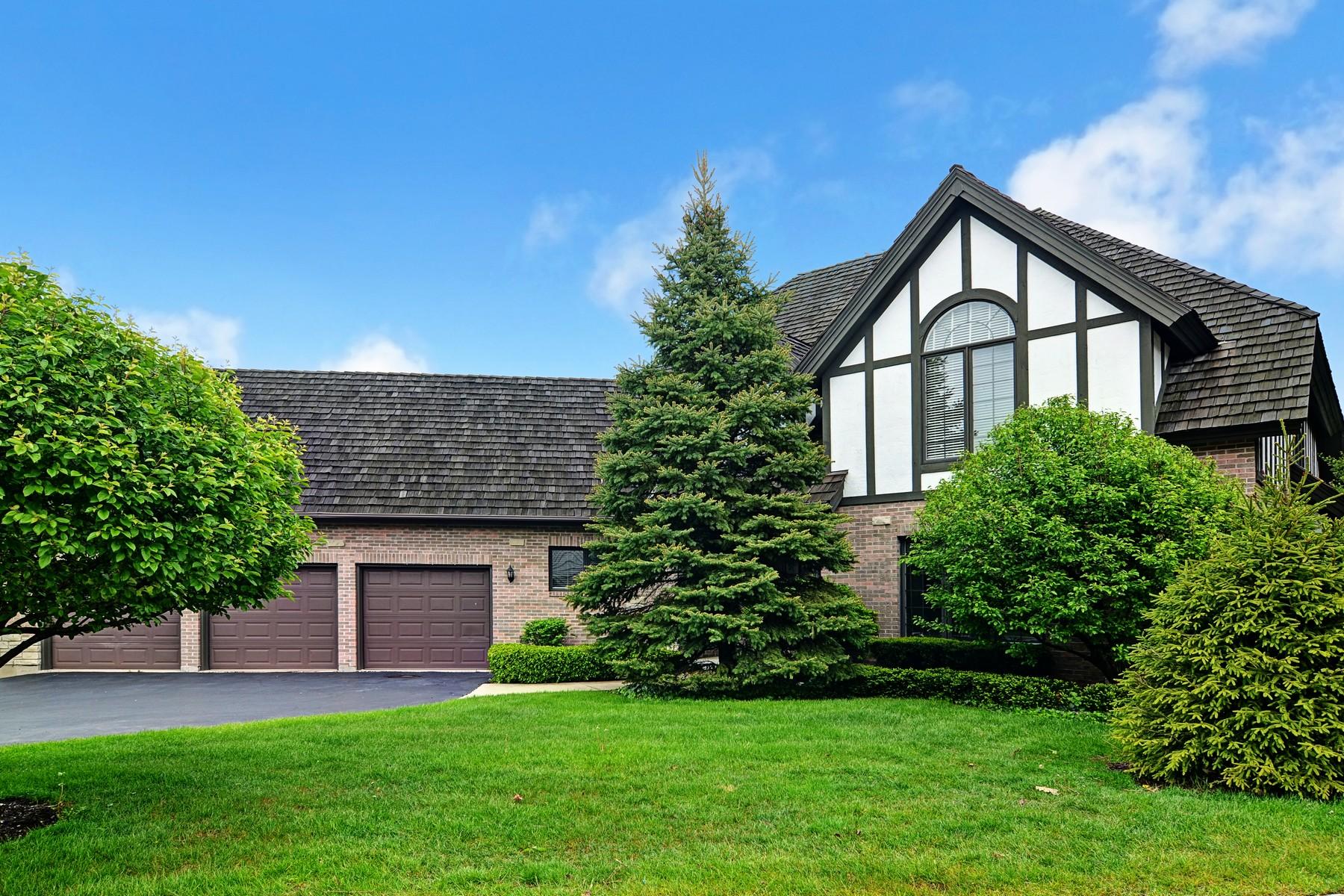 Maison unifamiliale pour l Vente à 601 Kenmare 601 Kenmare Drive Burr Ridge, Illinois, 60527 États-Unis