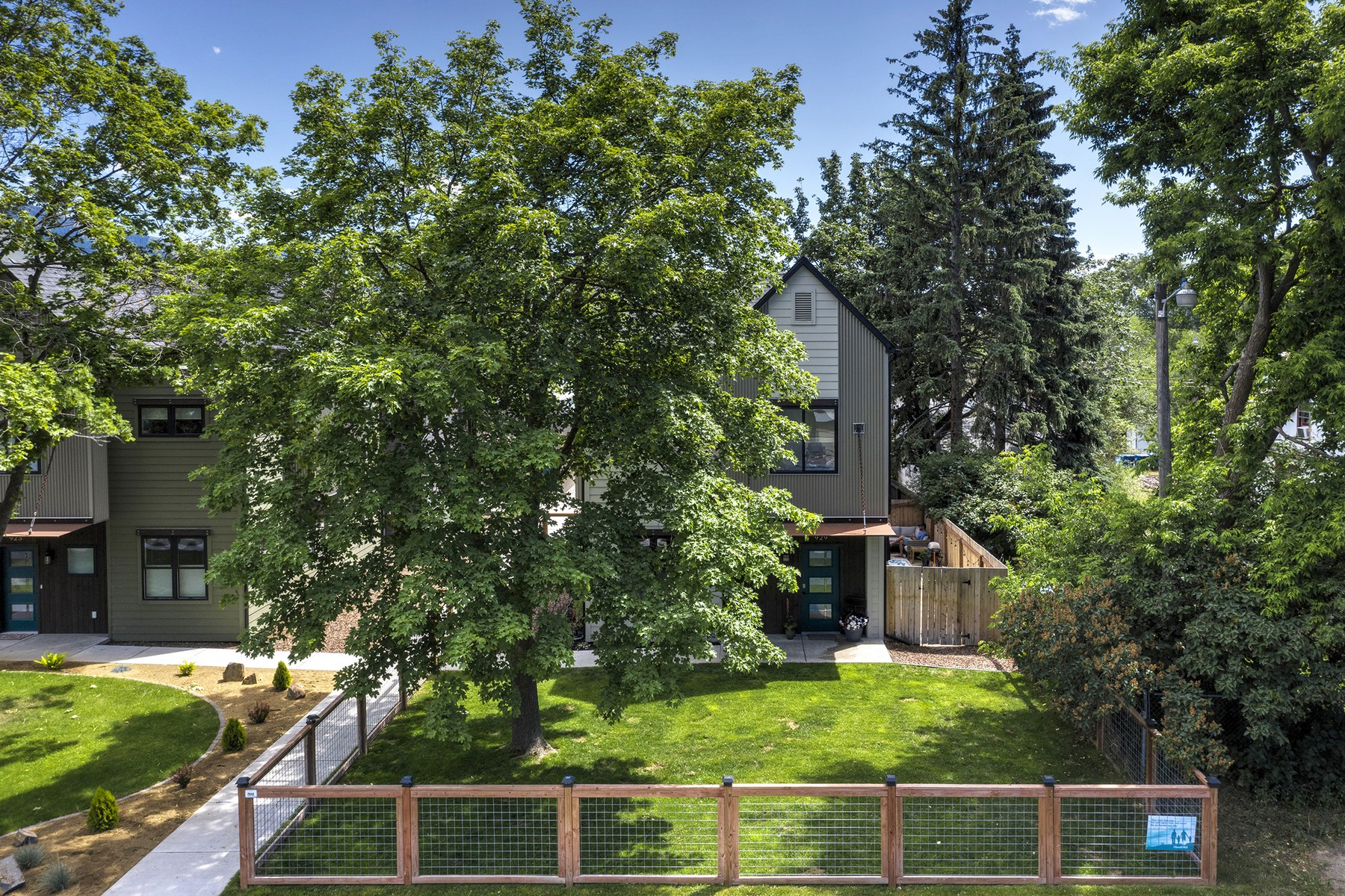 townhouses por un Venta en 929 Charlo Street Missoula, Montana 59802 Estados Unidos
