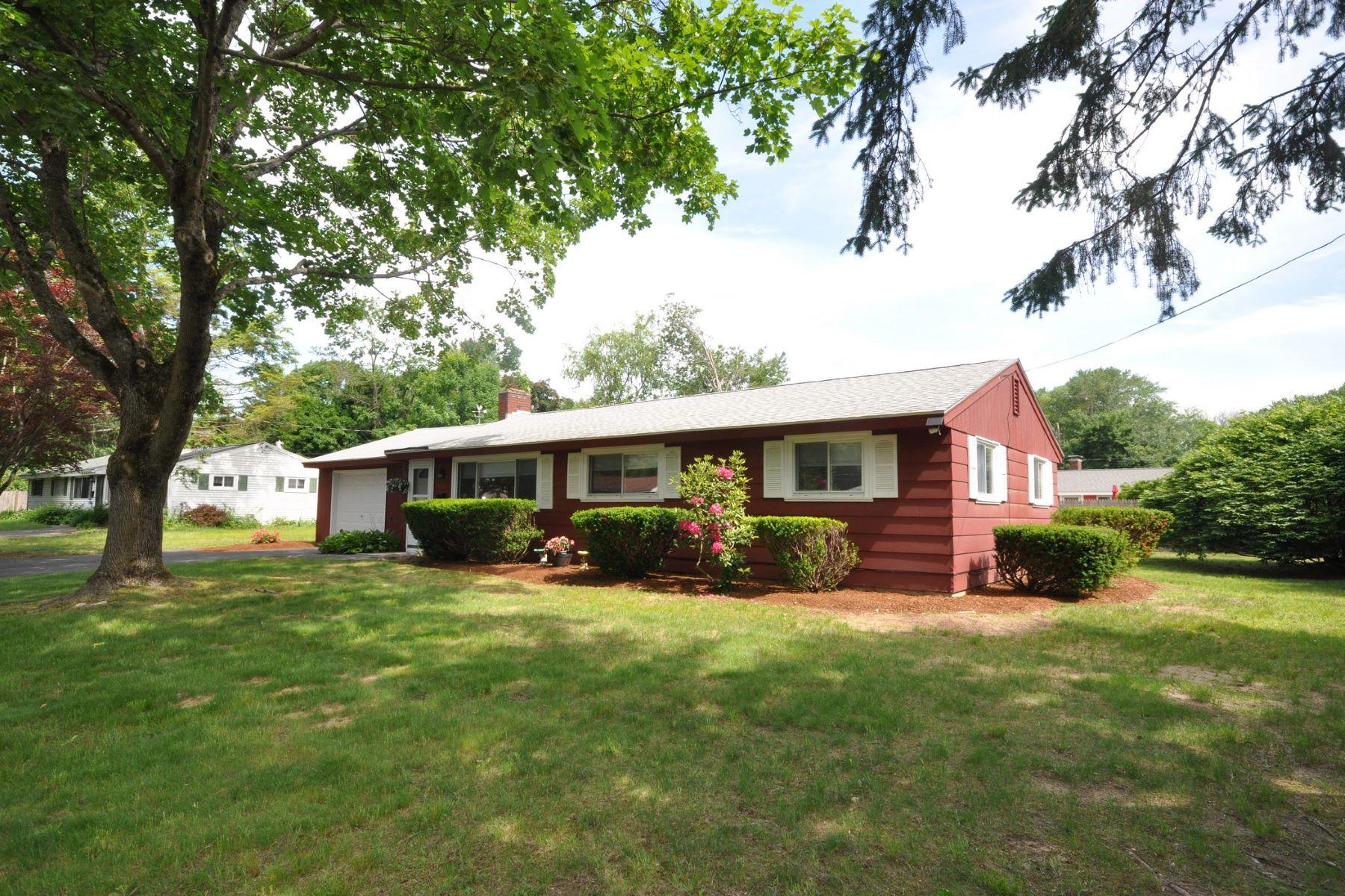 Single Family Homes for Sale at 3 Guyer Rd Maynard, Massachusetts 01754 United States