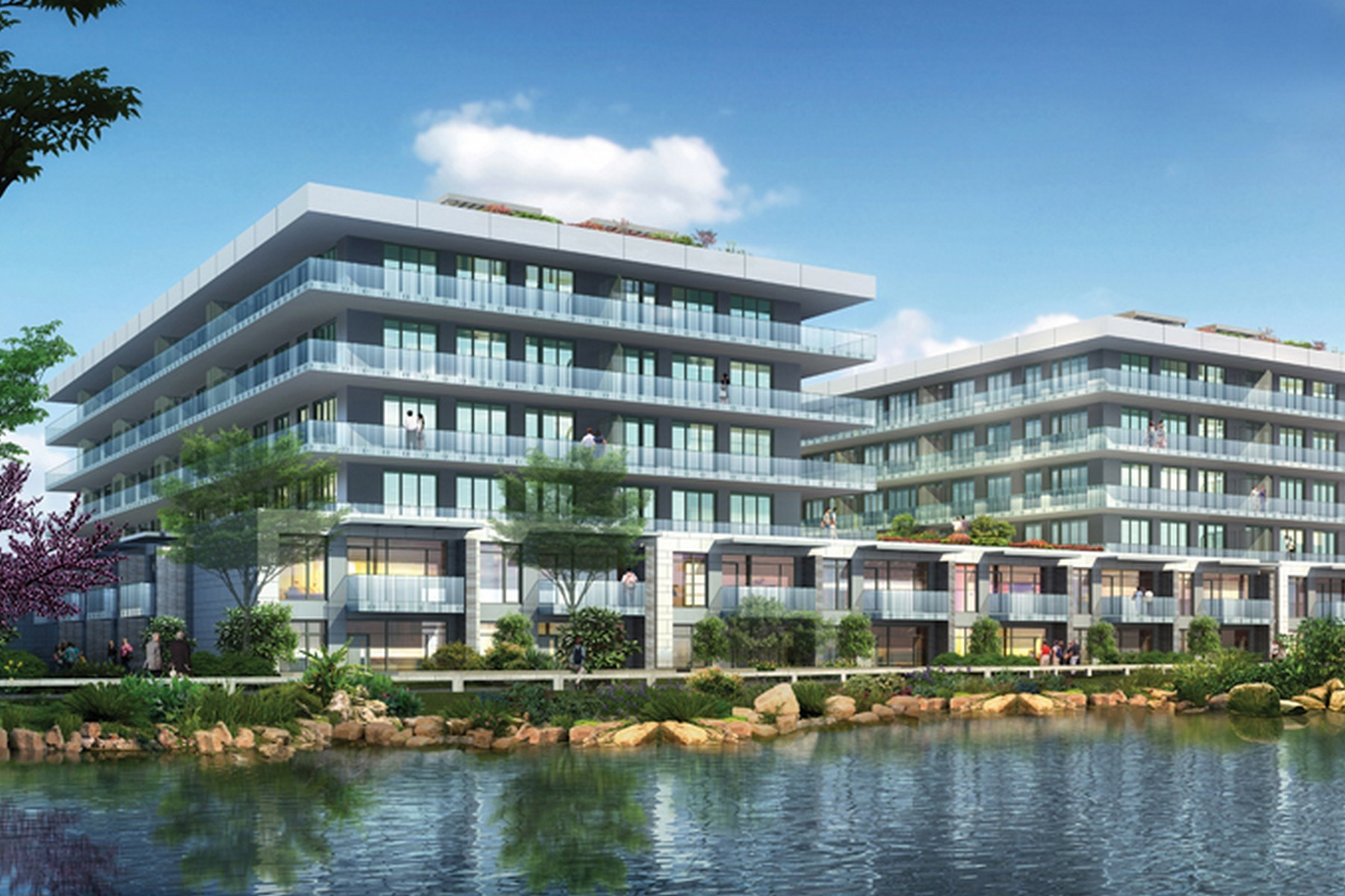 Condominiums for Sale at Edgewater, New Jersey 07020 United States