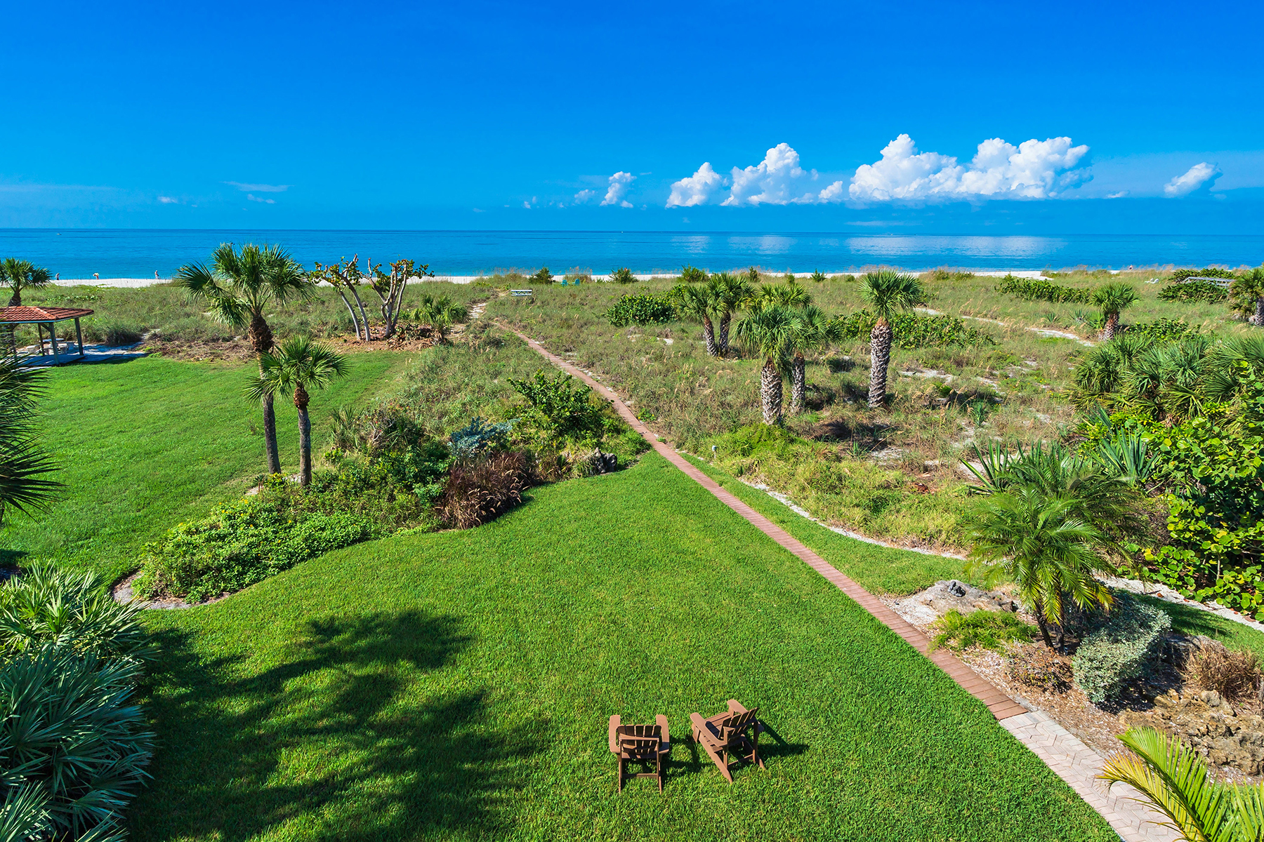 Single Family Homes for Sale at 508 S Casey Key Rd Nokomis, Florida 34275 United States