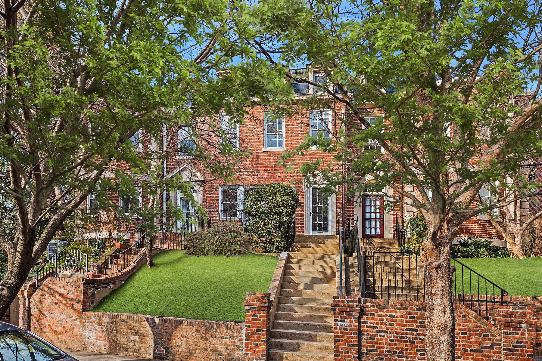 Townhouse for Rent at 2023 Belmont St NW Washington, District Of Columbia 20009 United States