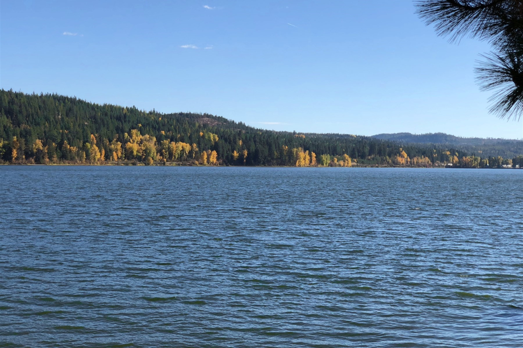 Land for Active at Lake Cocollala Estates 190 Terrace Lane Cocolalla, Idaho 83813 United States