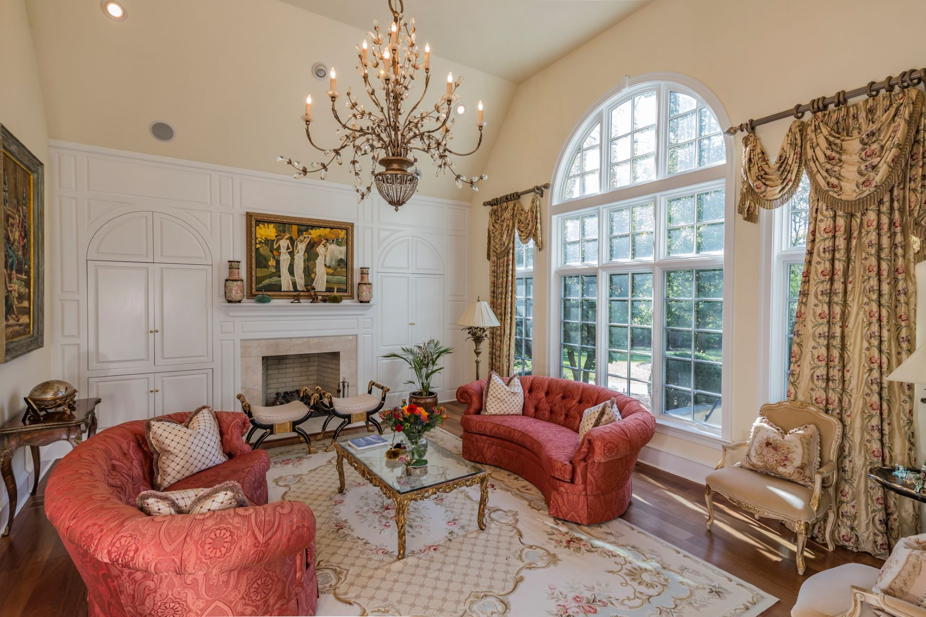 Additional photo for property listing at The Pride of Princeton's Rushbrook Enclave 18 Katies Pond Road, Princeton, New Jersey 08540 United States