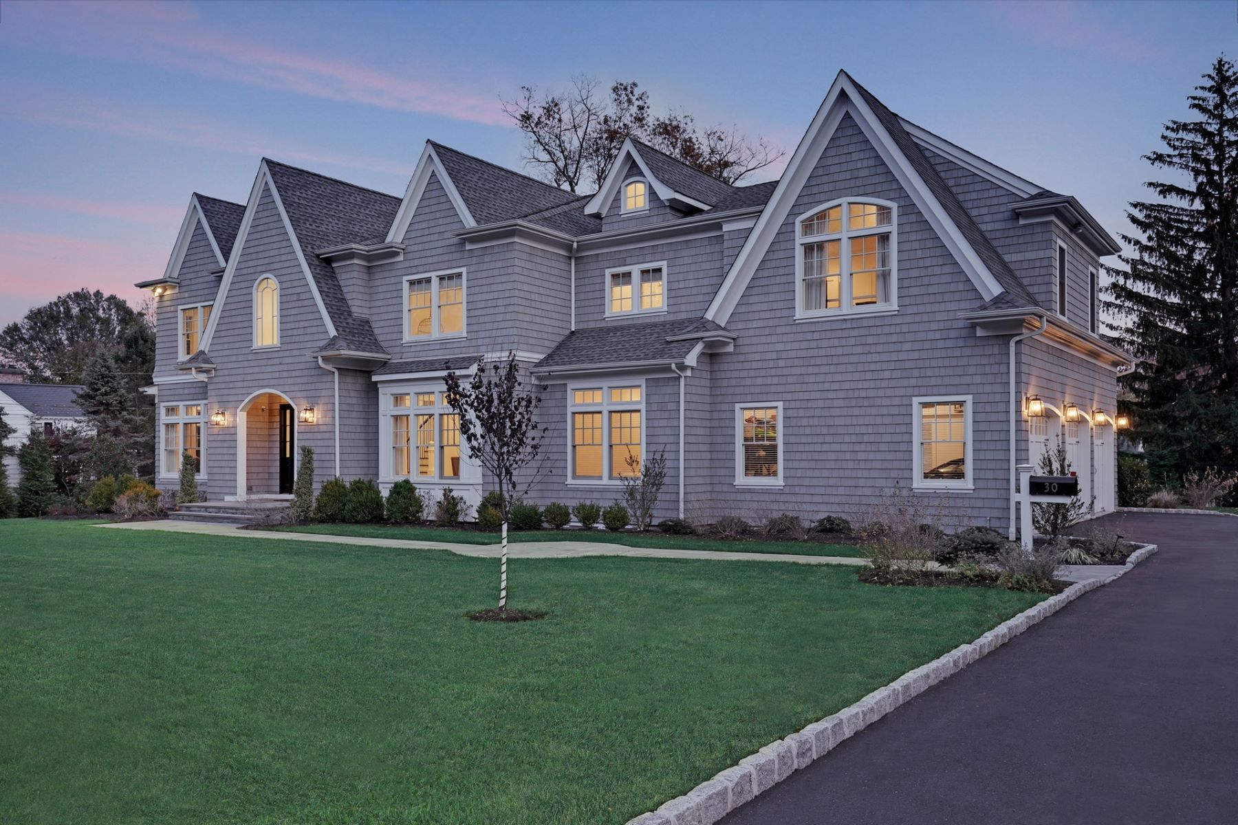 Single Family Homes for Sale at Designer Masterpiece 30 Jefferson Avenue, Short Hills, New Jersey 07078 United States