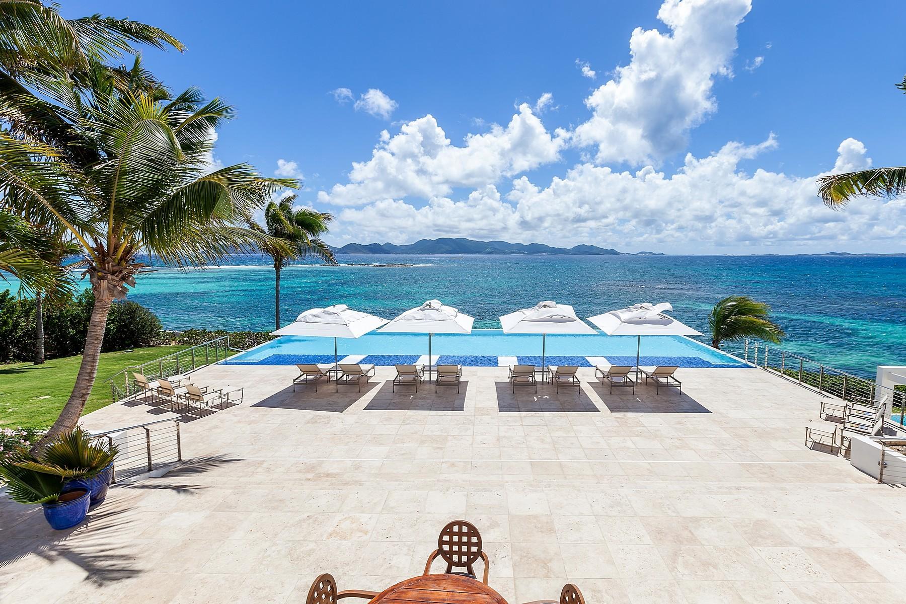 Villa per Vendita alle ore Villa Paradise Cul de Sac Other Anguilla, AI 2640 Anguilla