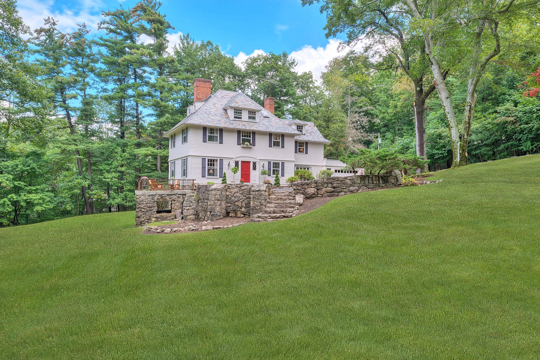 "Additional photo for property listing at ""Horace Waldo Cottage"" 160 Continental Road Tuxedo Park, New York 10987 United States"