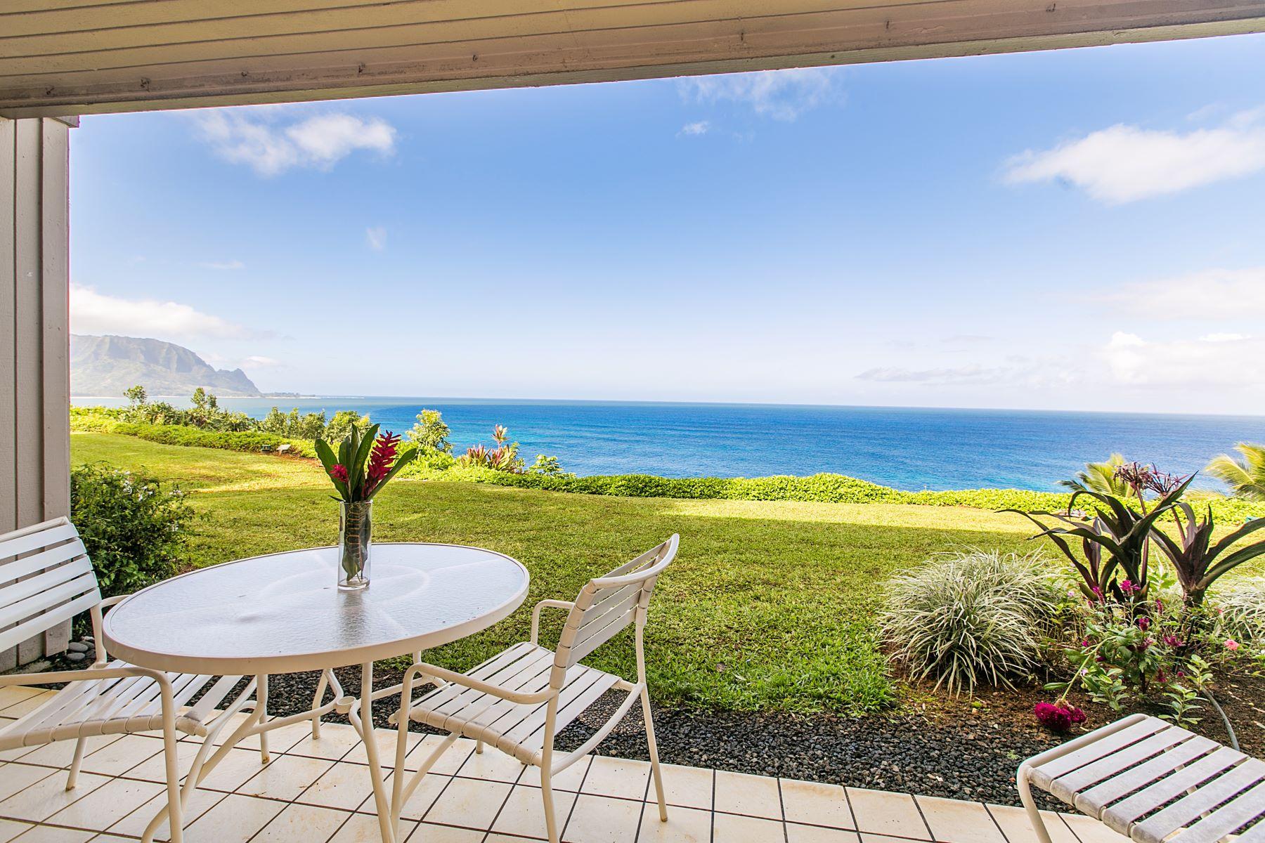 شقة بعمارة للـ Sale في Pali Ke Kua II 5300 Ka Haku Road #119 Princeville, Hawaii 96722 United States