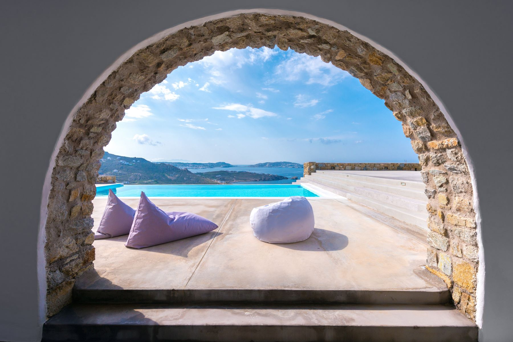 Single Family Home for Sale at Blue Element Choulakia Blue Element Mykonos, Southern Aegean, 84600 Greece