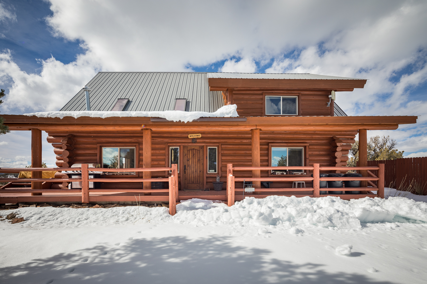Single Family Home for Sale at 11245 Road 20 11245 Road 20 Cortez, Colorado 81321 United States