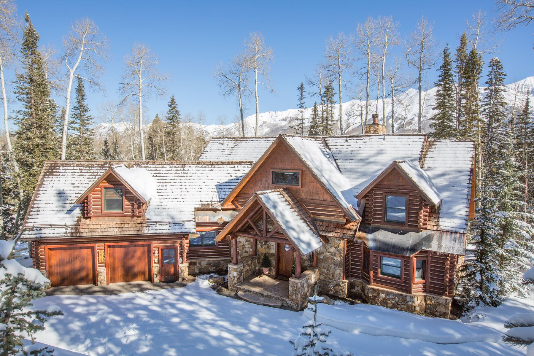 Single Family Home for Sale at 110 Polecat Lane Telluride, Colorado, 81435 United States
