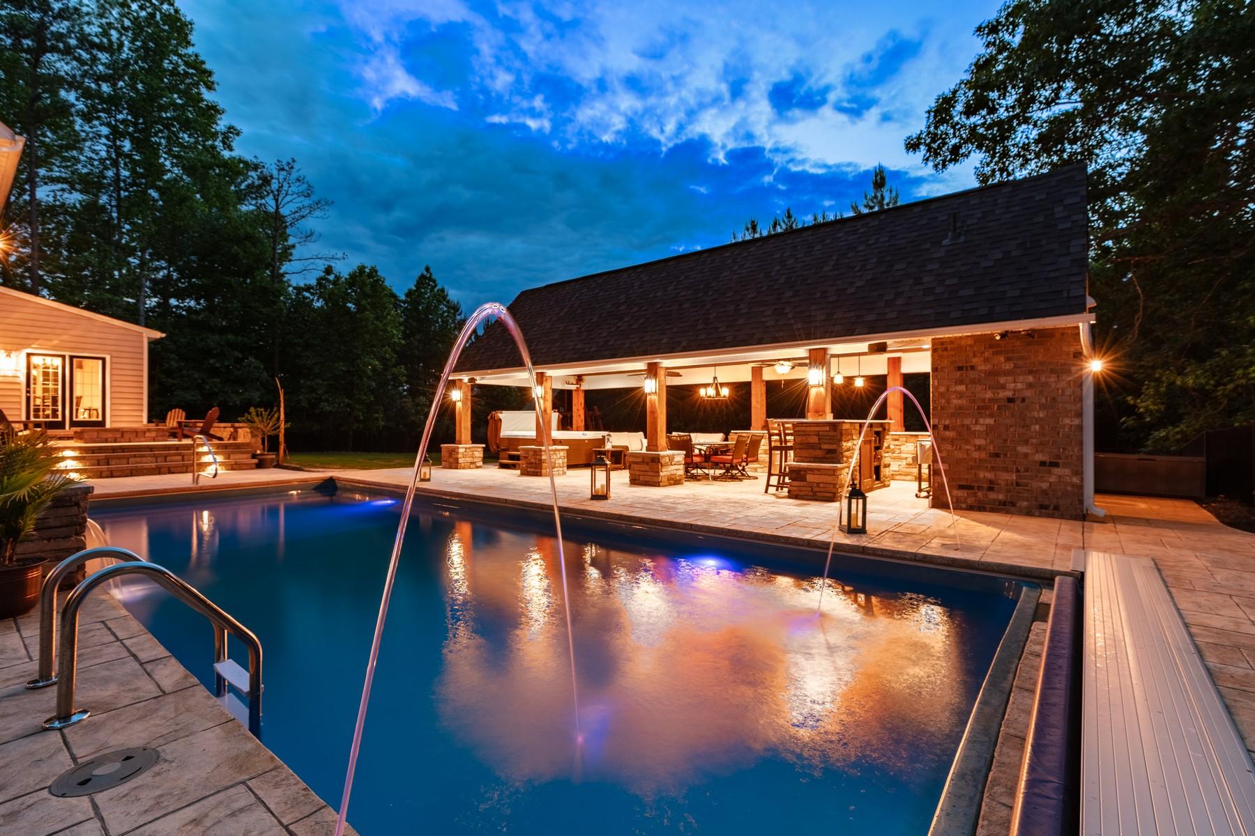 Single Family Homes للـ Sale في Hanover, Virginia 23005 United States