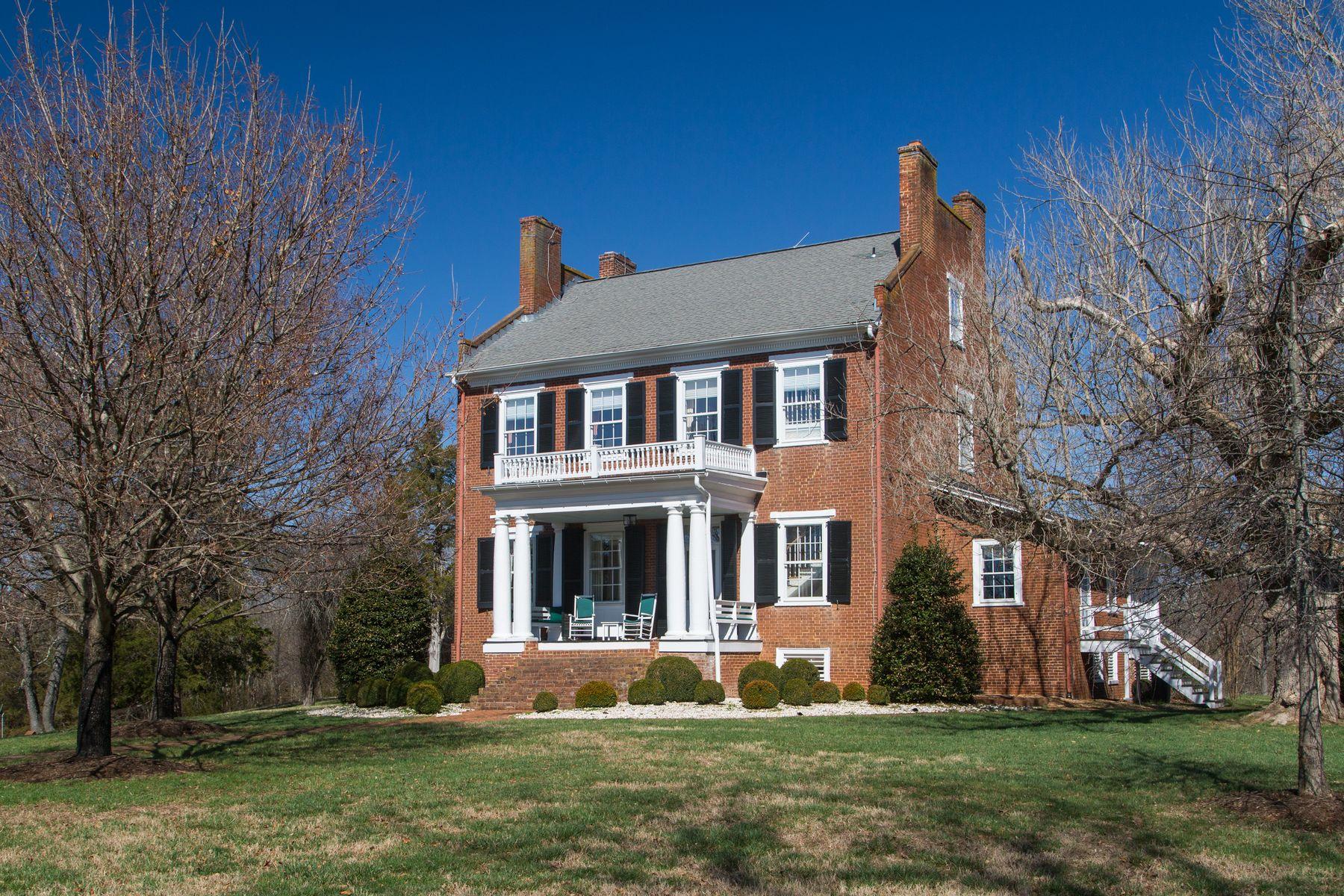 واحد منزل الأسرة للـ Sale في Bel Aire 4710 Dickerson Rd., Charlottesville, Virginia, 22911 United States
