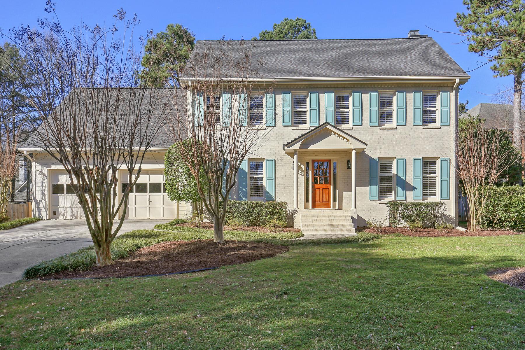 一戸建て のために 売買 アット Renovated Traditional Marietta Home 458 Timberlea Lake Drive SE Marietta, ジョージア 30067 アメリカ